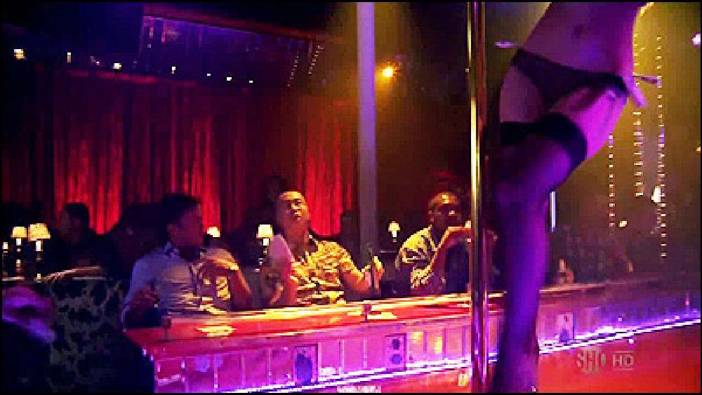 Angeles best club los strip