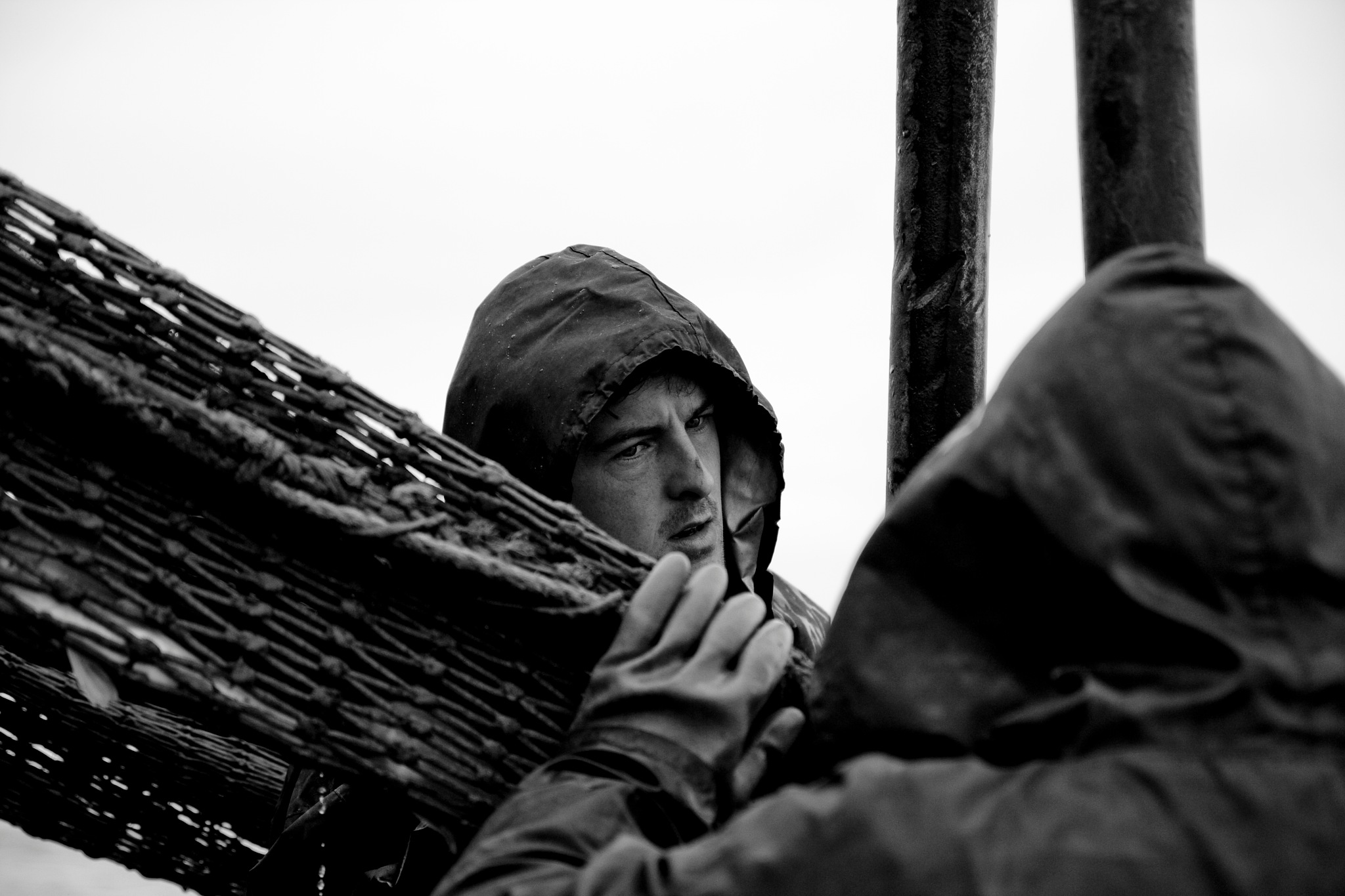 Trawlermen by Silverphoto