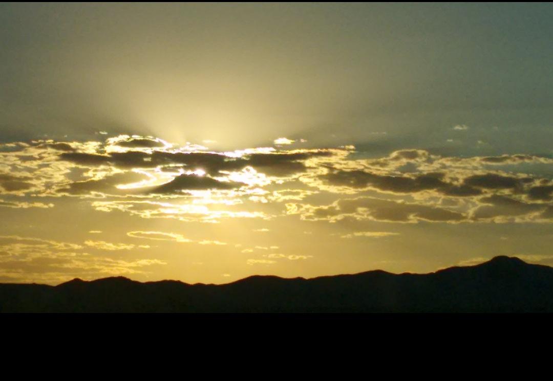 sunset...  by Gayathri M. K.