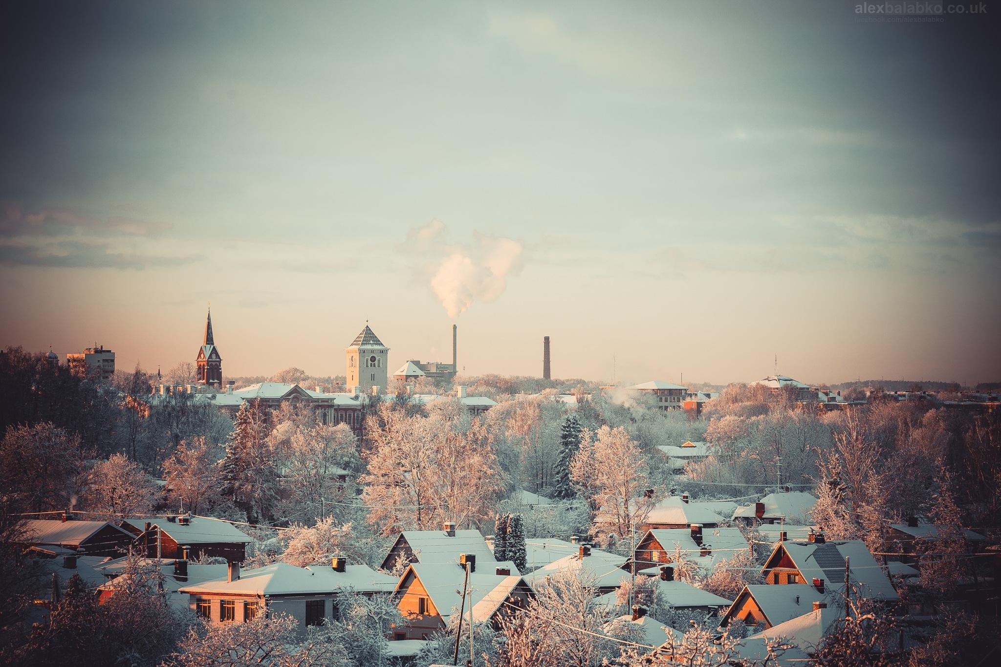 Jelgava by Alexandr Balabko