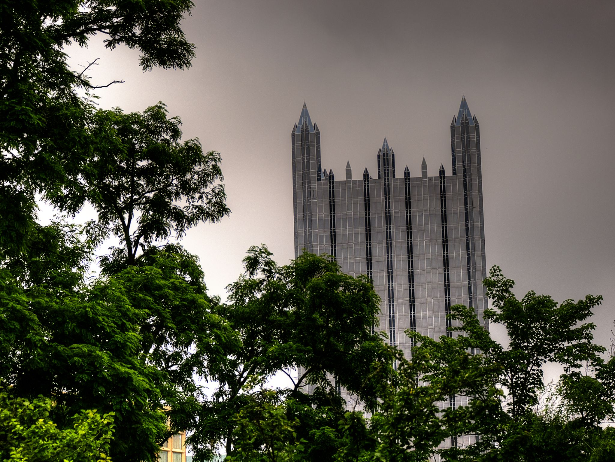 PPG Place by ThunderMountainPhoto
