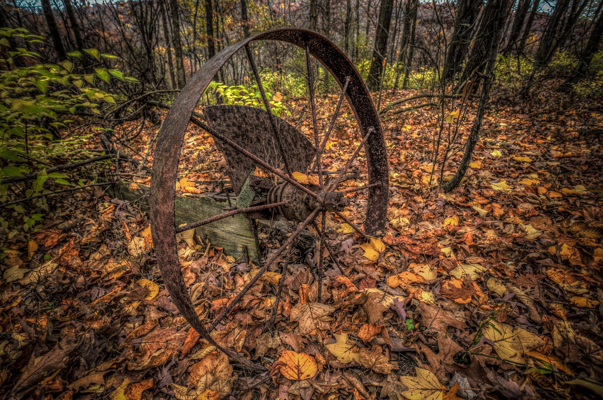 Wheels 23 by ThunderMountainPhoto