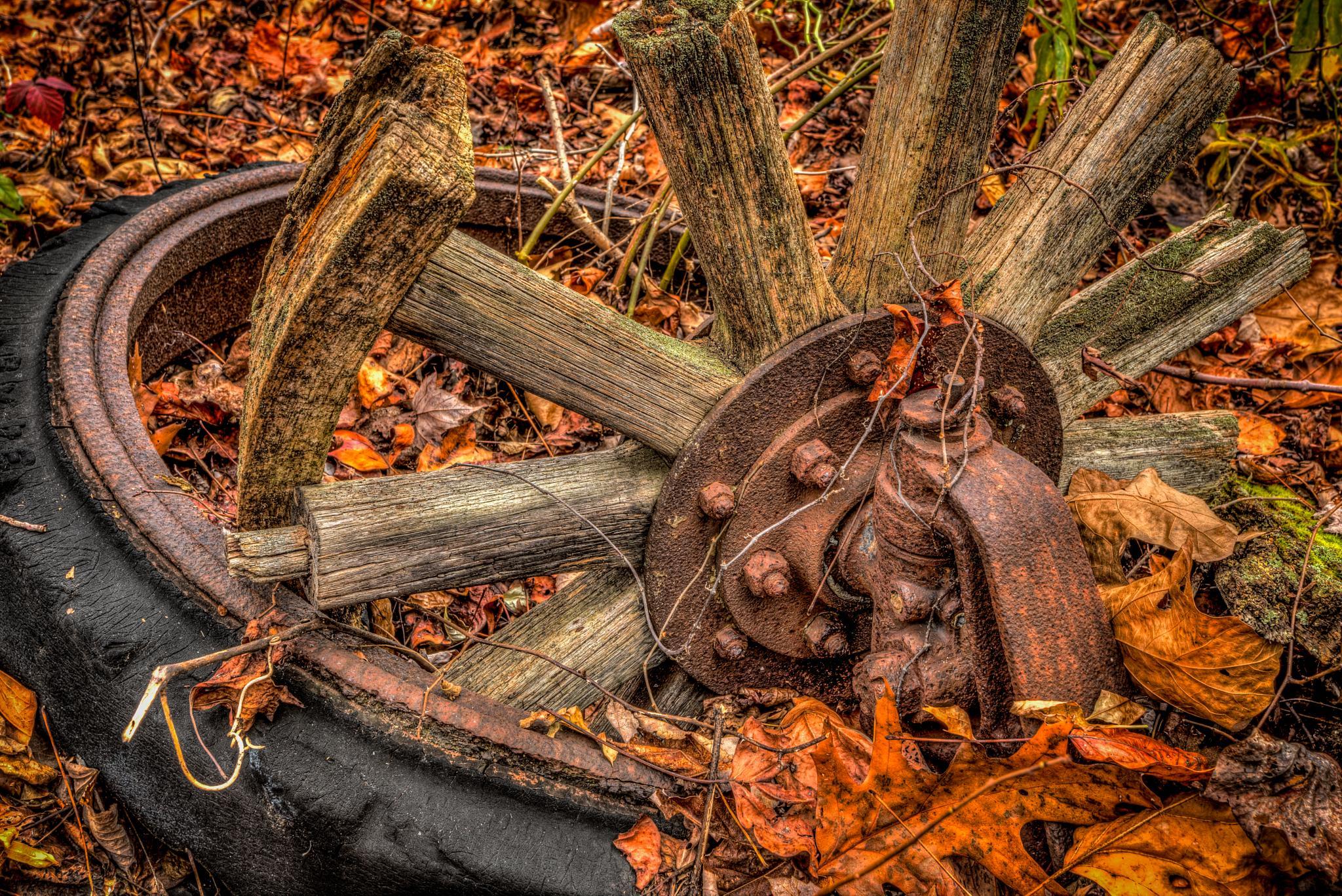 Wheels 30 by ThunderMountainPhoto