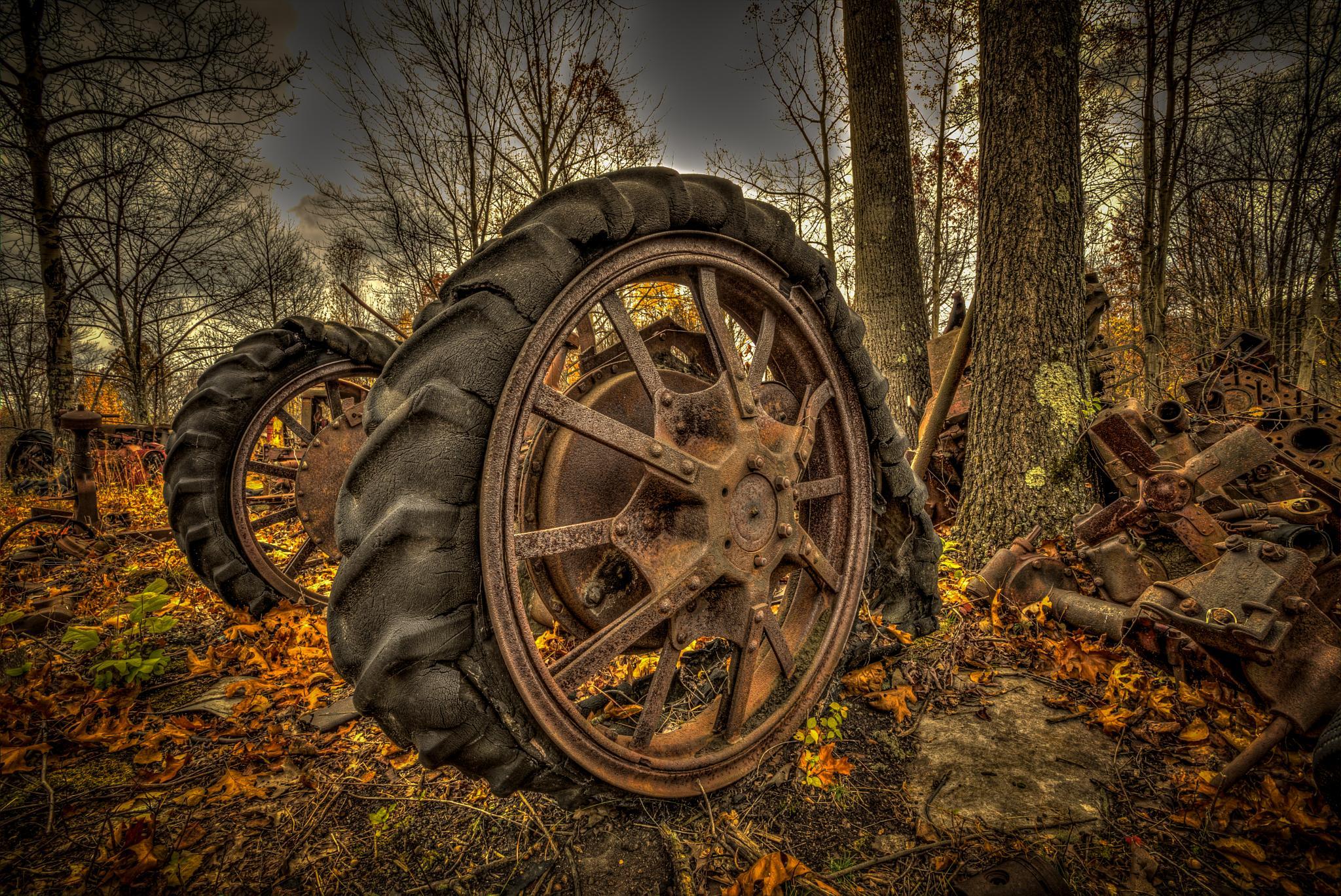 Wheels 31 by ThunderMountainPhoto