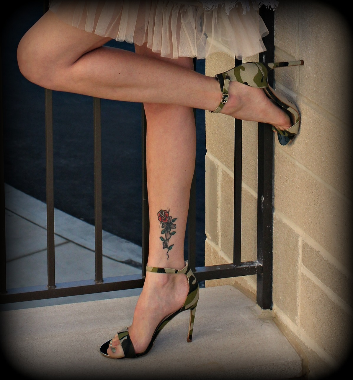Heels and Legs by TimeStandsStillPhotography