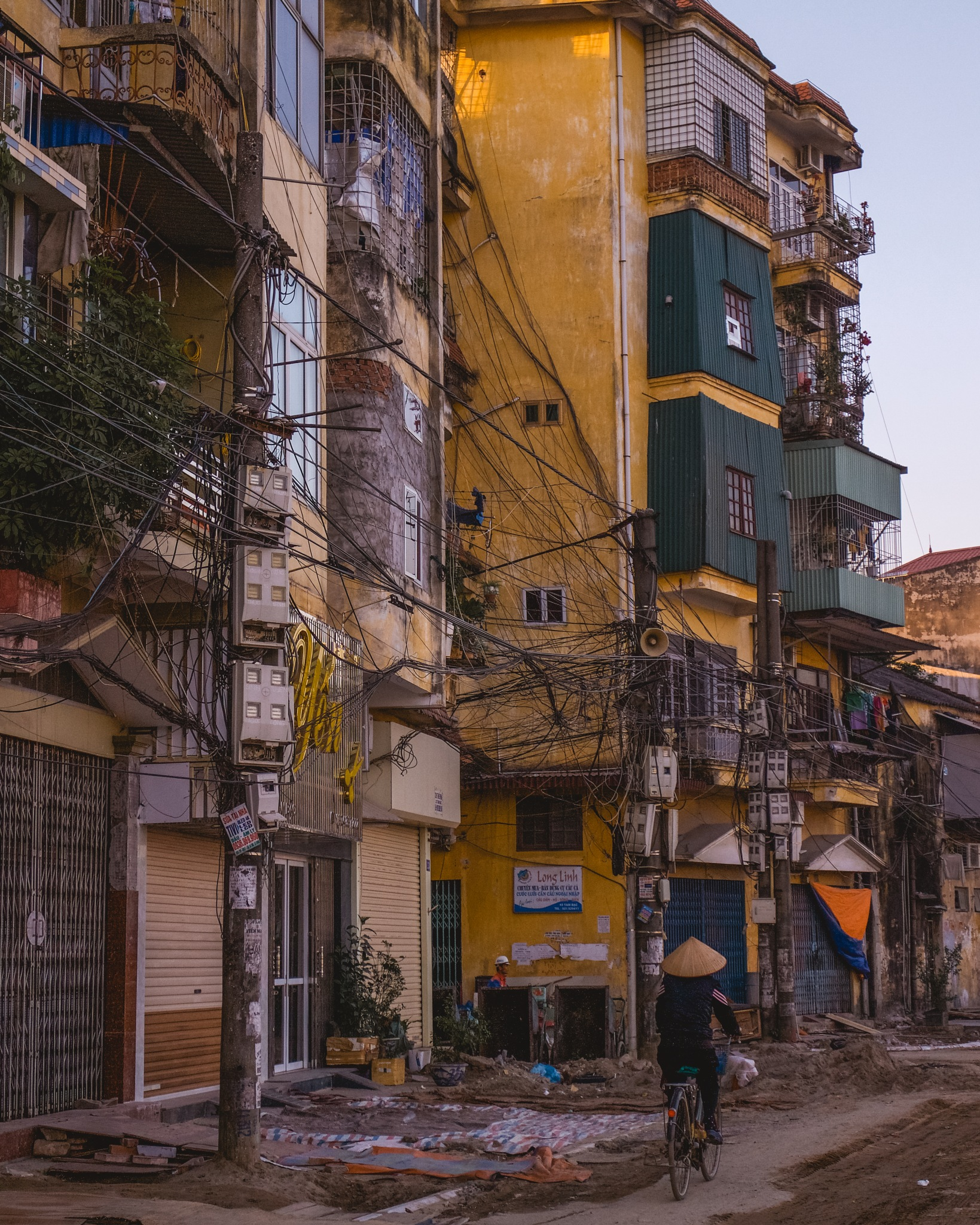 Streets of Vietnam by Marina McKenzie