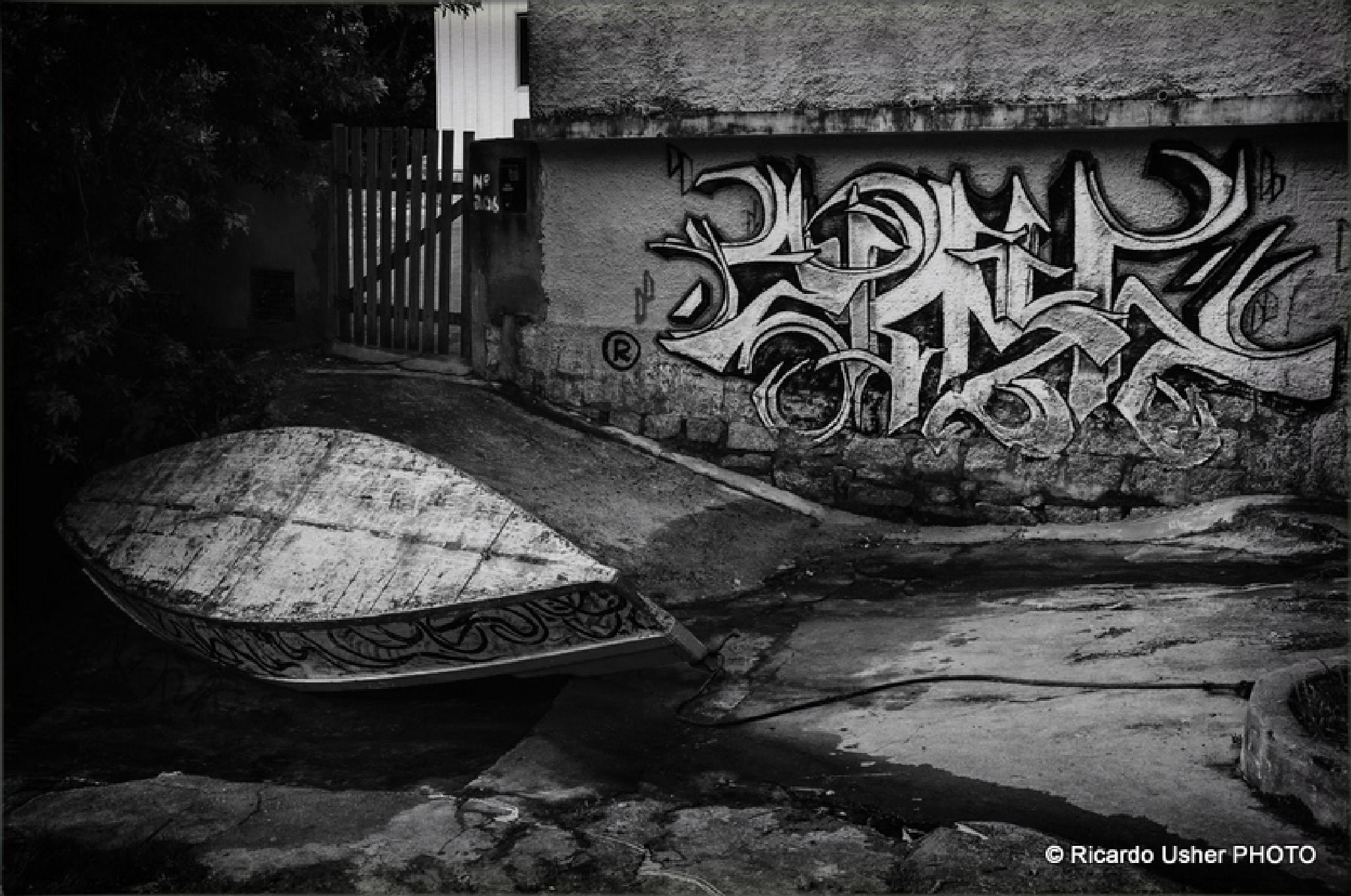 Rincón del Arte urbano by rusherphoto