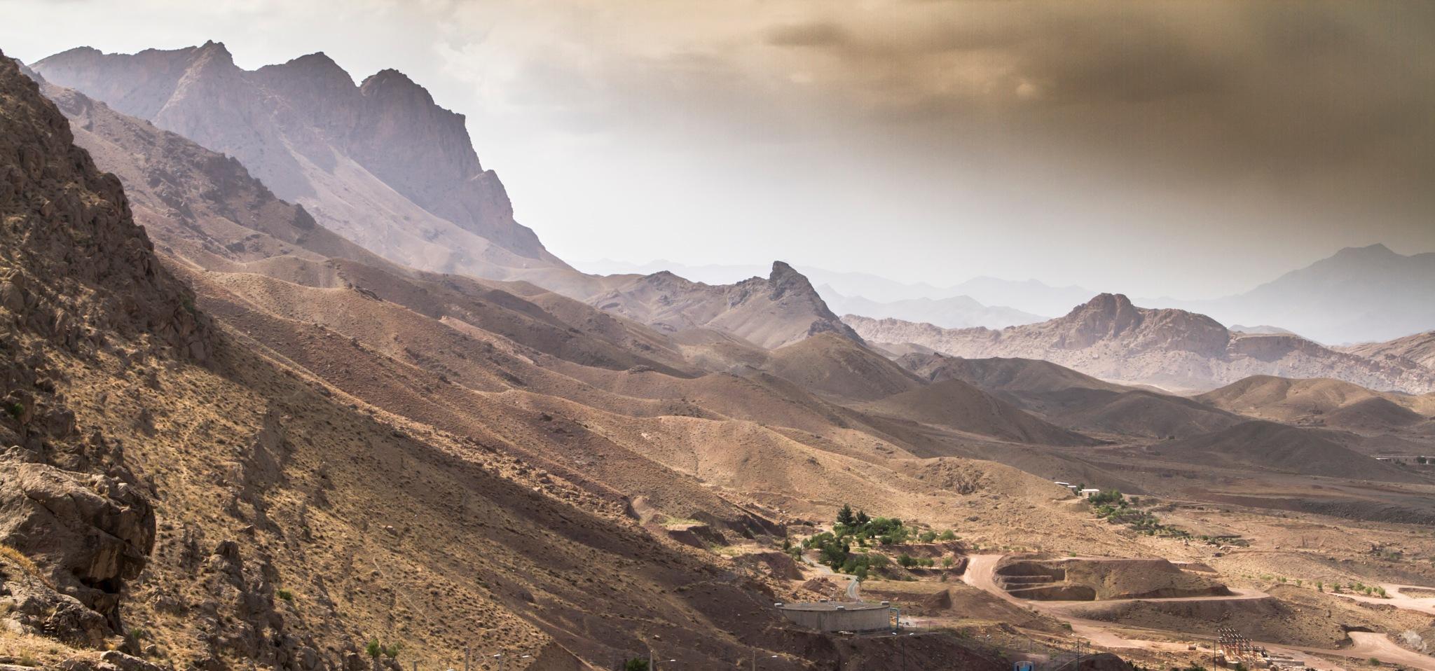 Photo in Landscape #iran #beauty #travel #landscape #nature #cloud #sky #beautiful #color #mountain