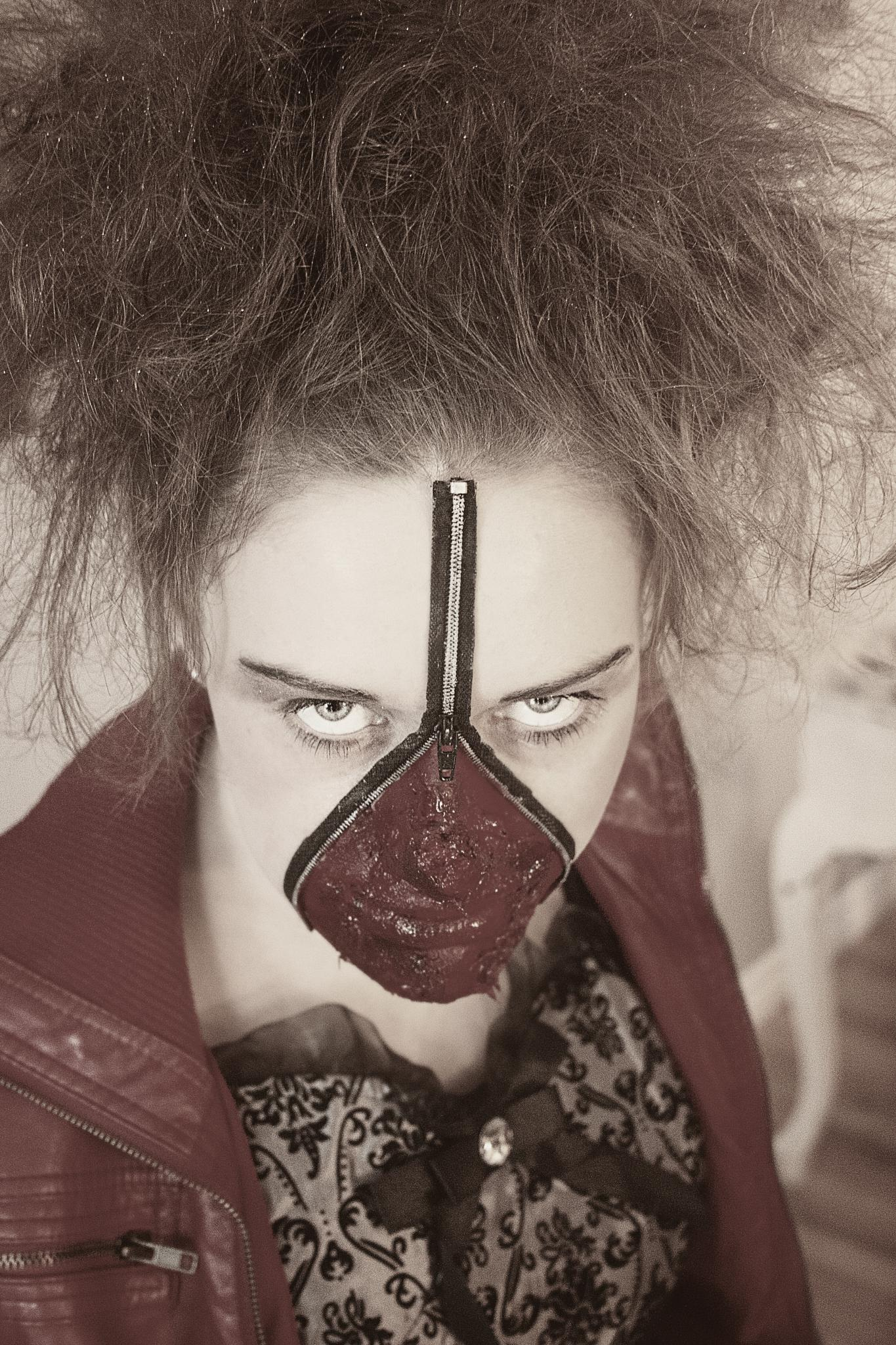 Photo in Film #halloween #fantasy makeup