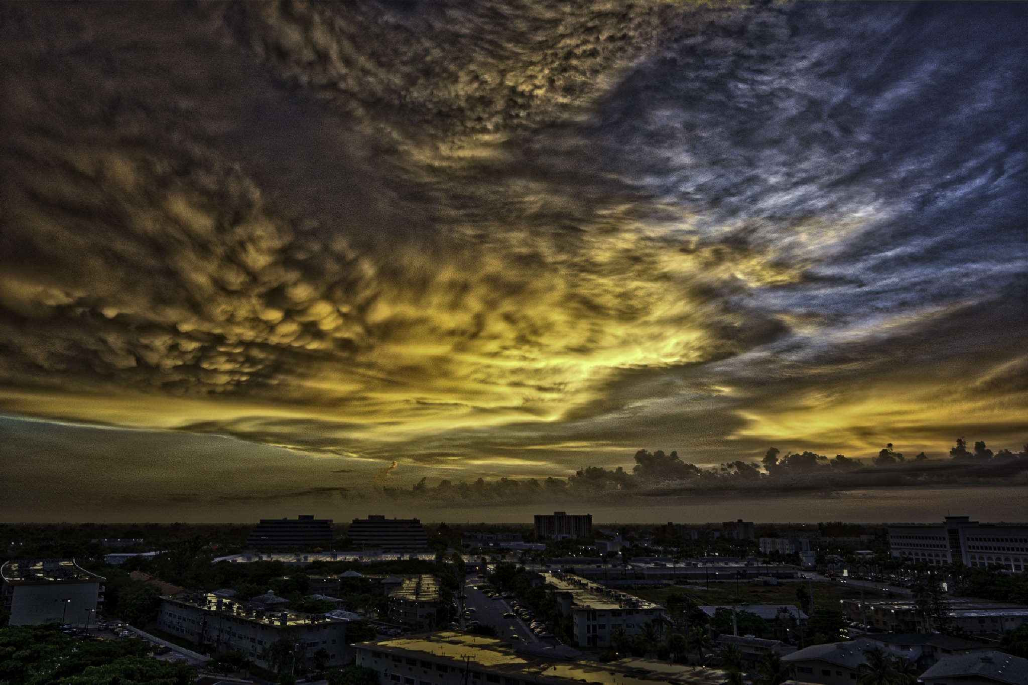 Dramatic Sunset by themagiclensphotography