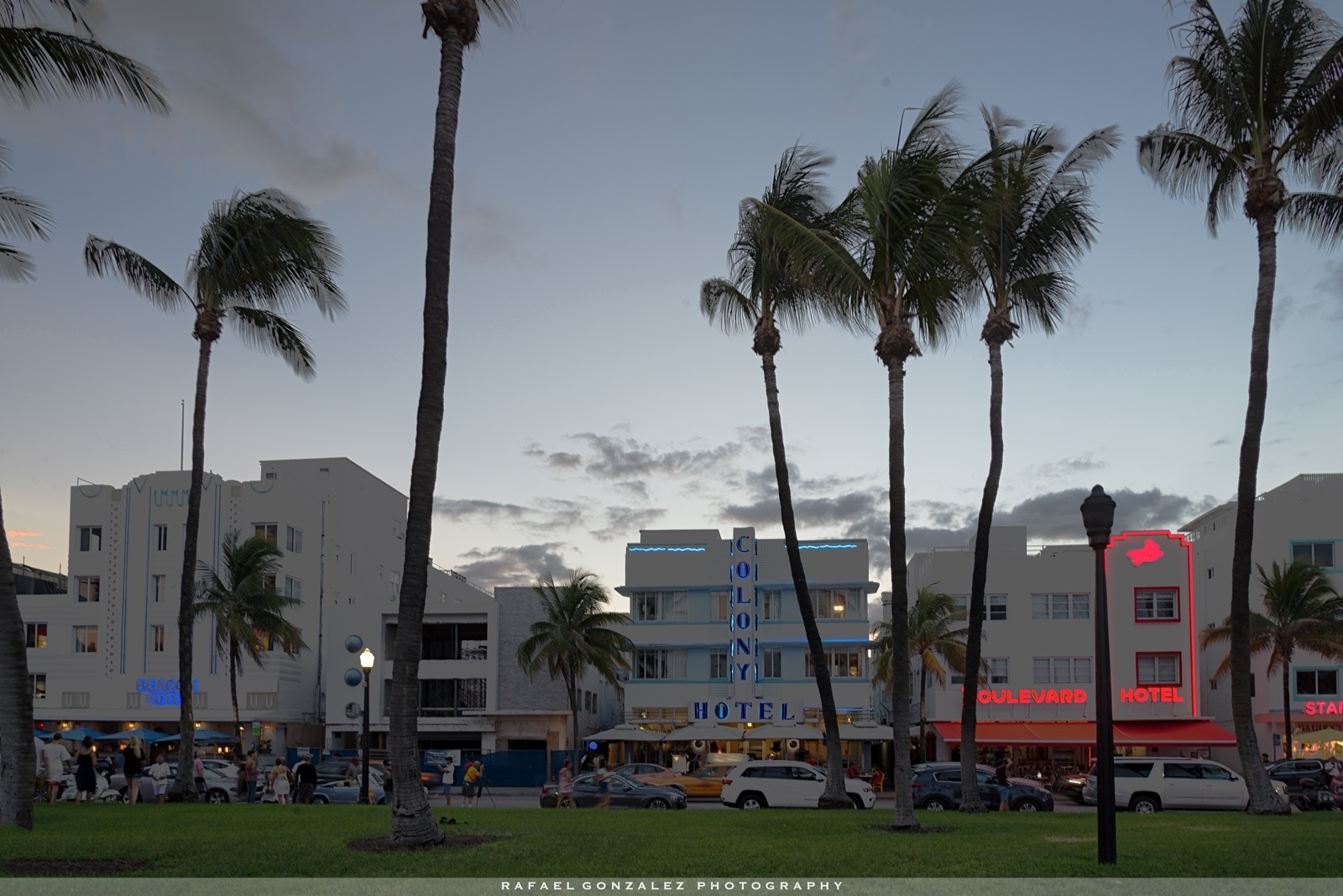Colony Hotel-Ocean Drive by themagiclensphotography