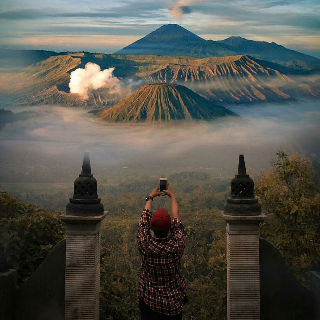 Magical Indonesia by mohcine joual