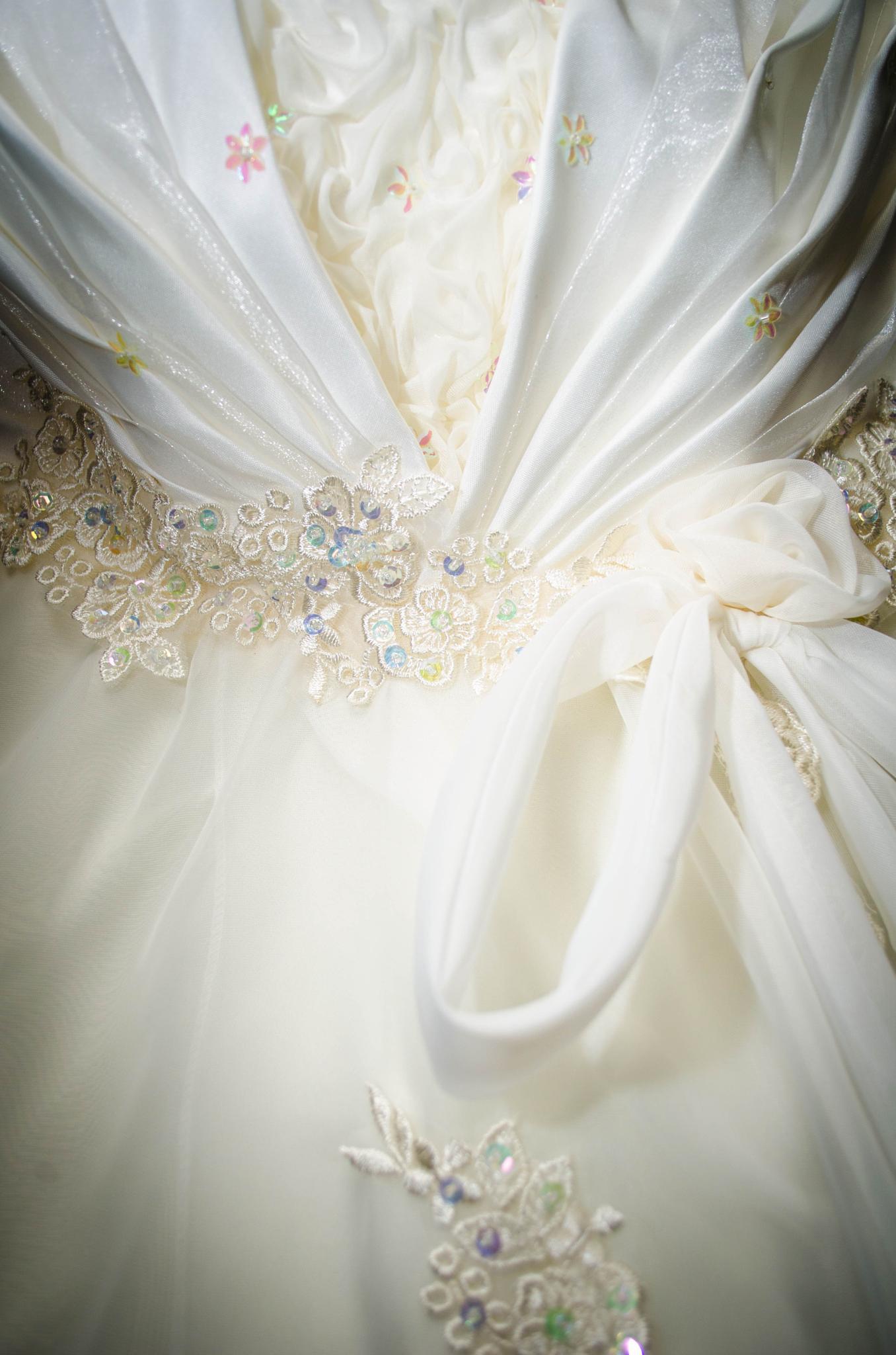 White Dress by John Paul Marcelino