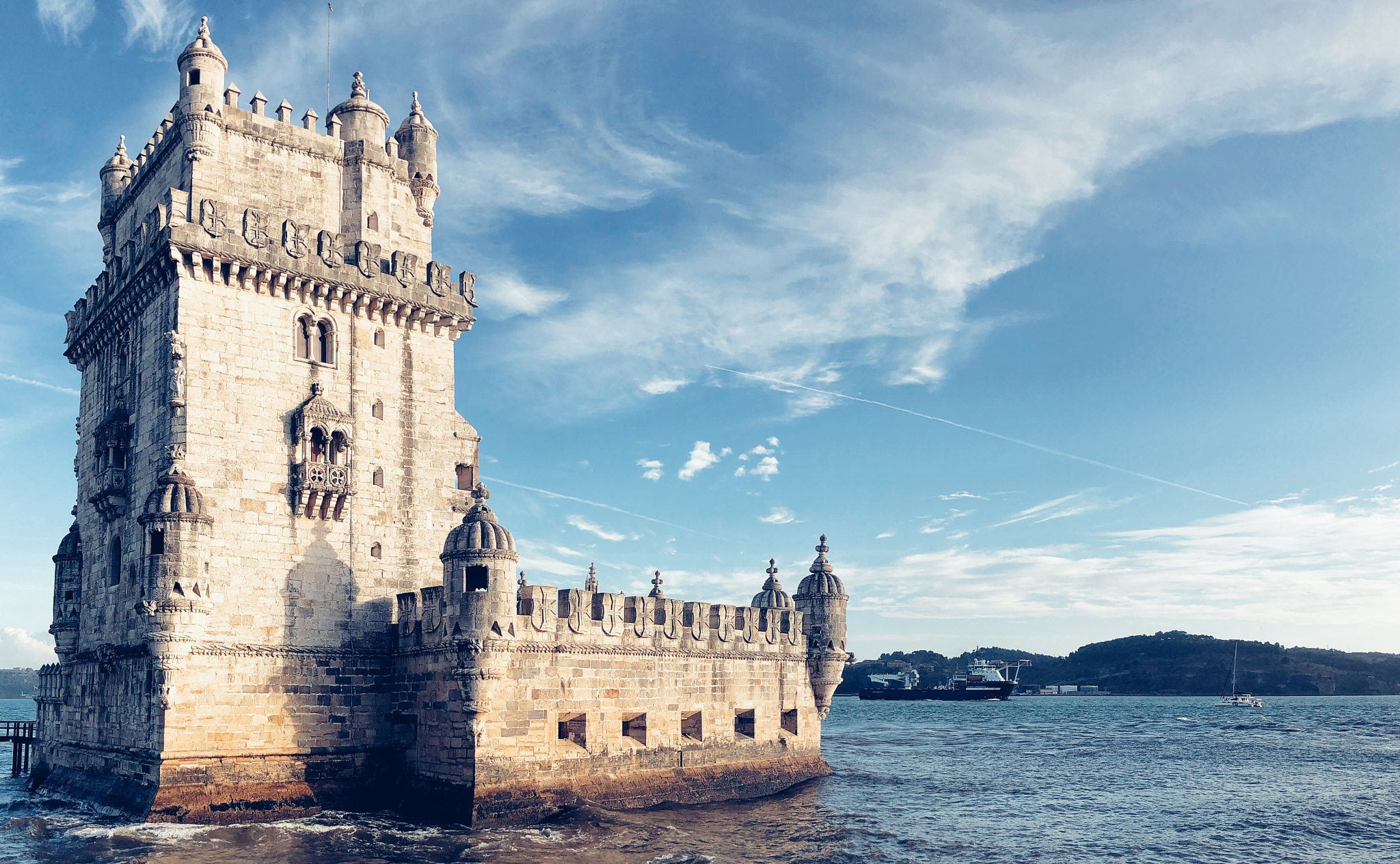 Belém Tower by André Pires Marques