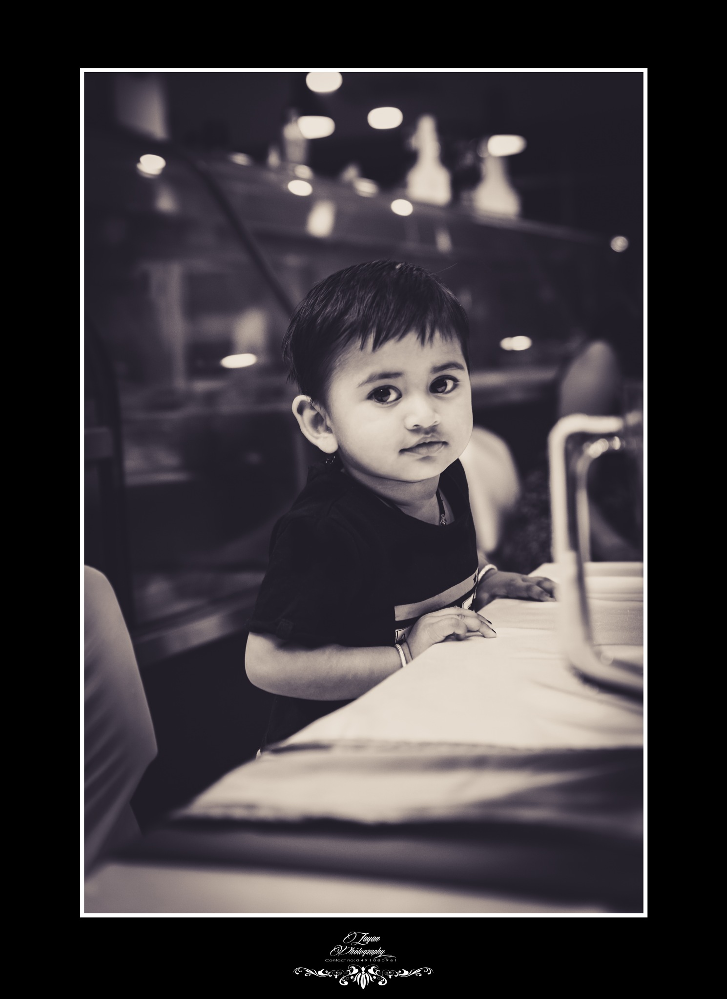 Innocent eyes by Rezaur Ruddro