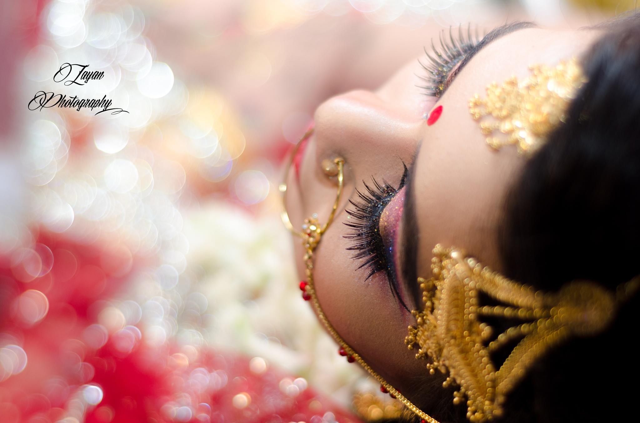 glitering bride by Rezaur Ruddro