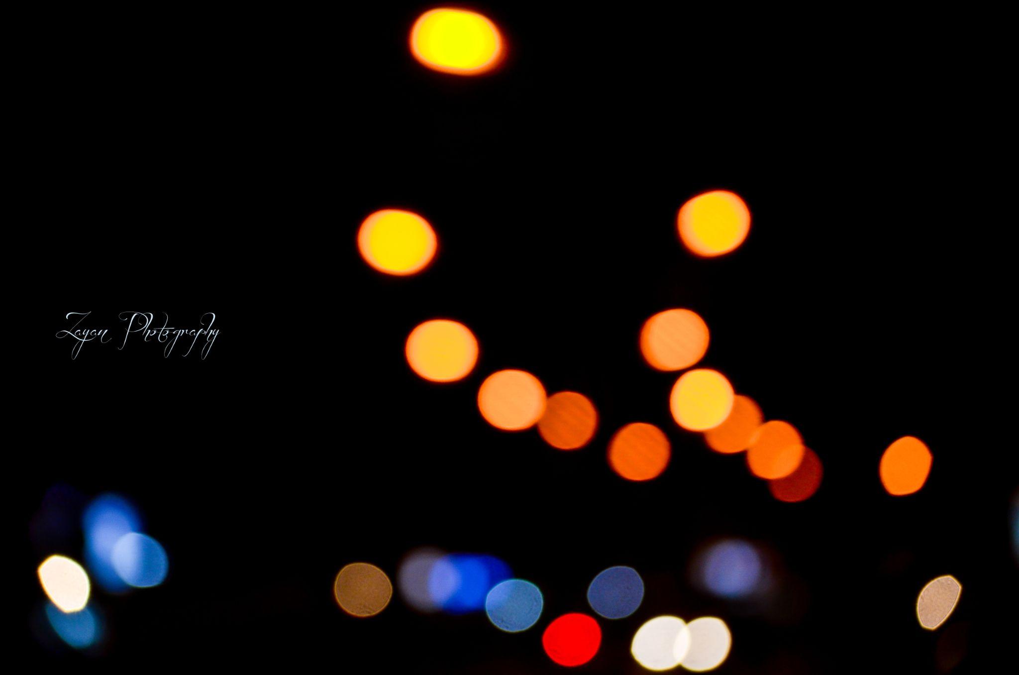 city lights by Rezaur Ruddro