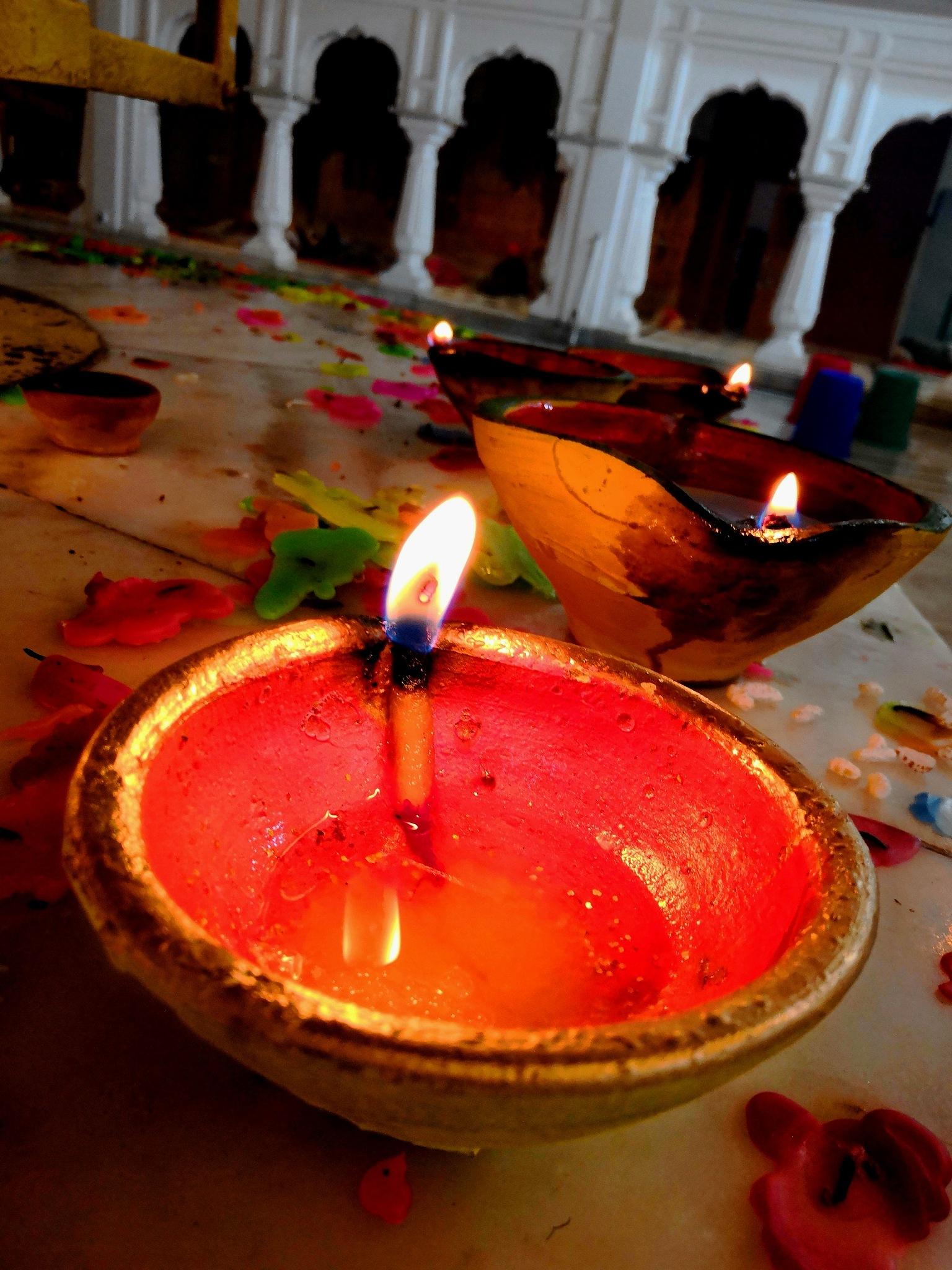 Diwali by Sukhjeet Singh