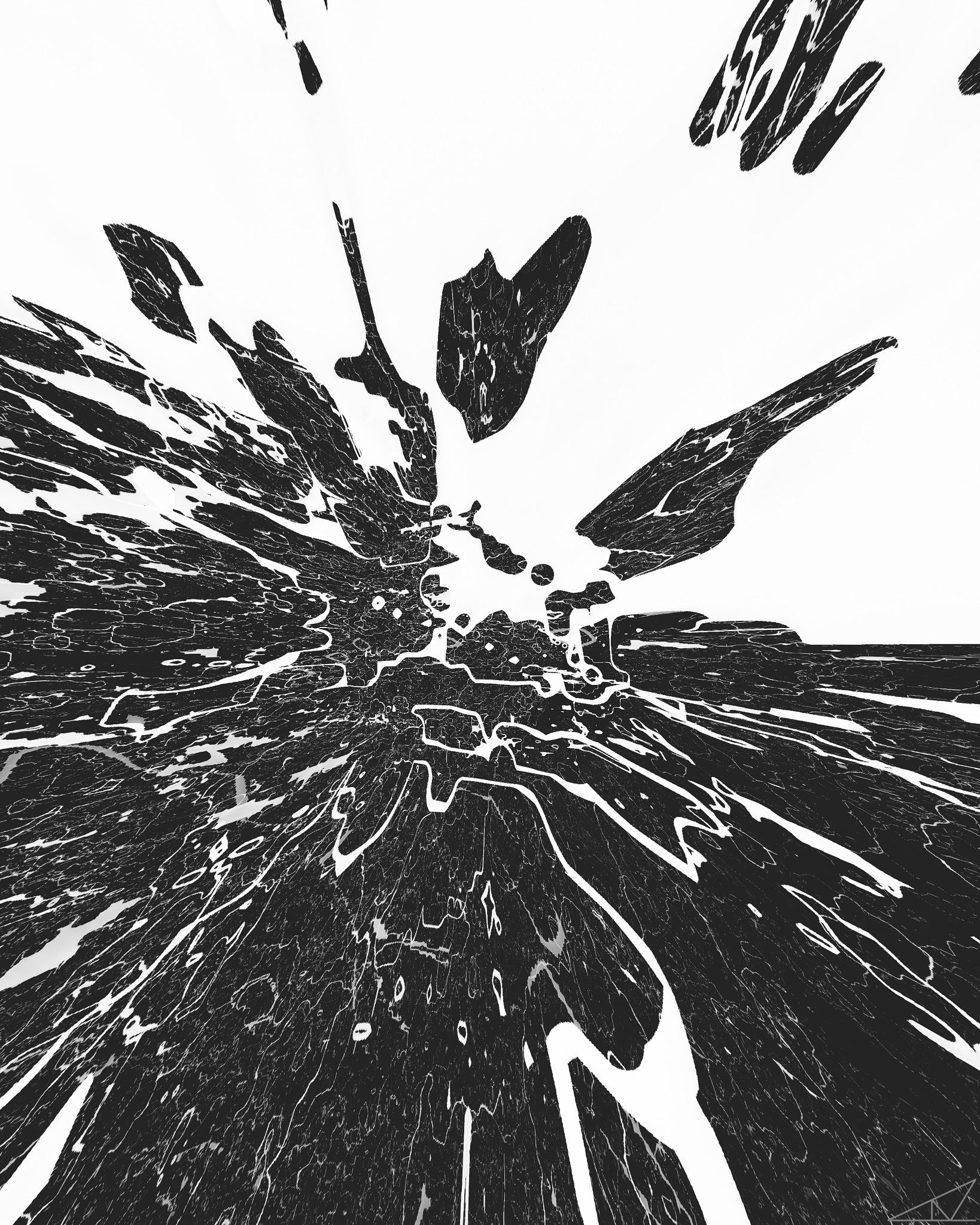 Individual Artworks : The Panda by Asmo Turunen
