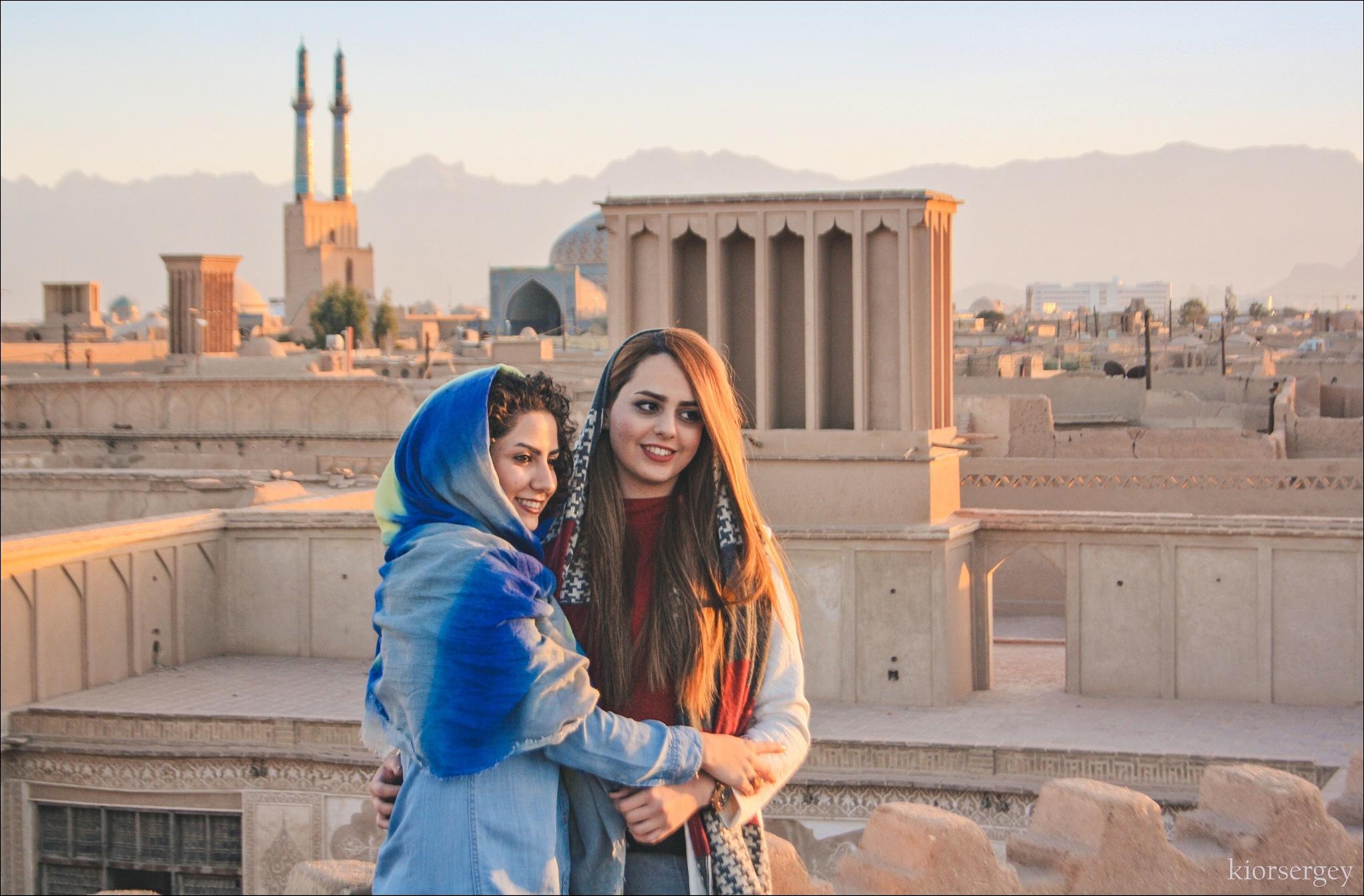 Yazd, Iran by Kior Sergey