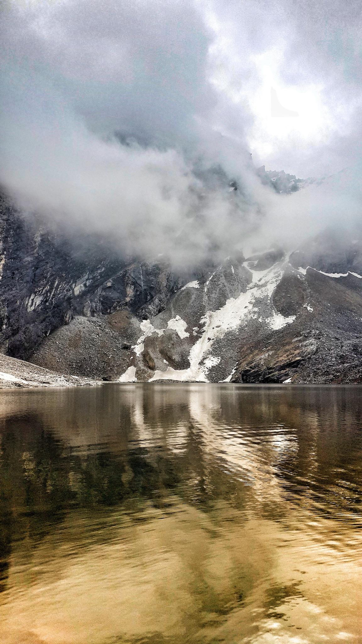 Reflection by Nakul Sharma