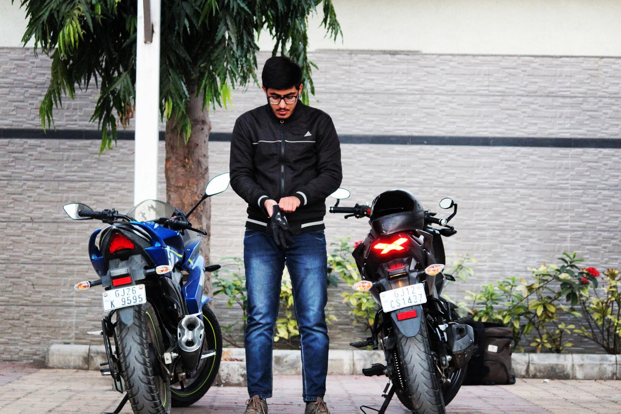 Biking as my passion. by rahulmulchandani04