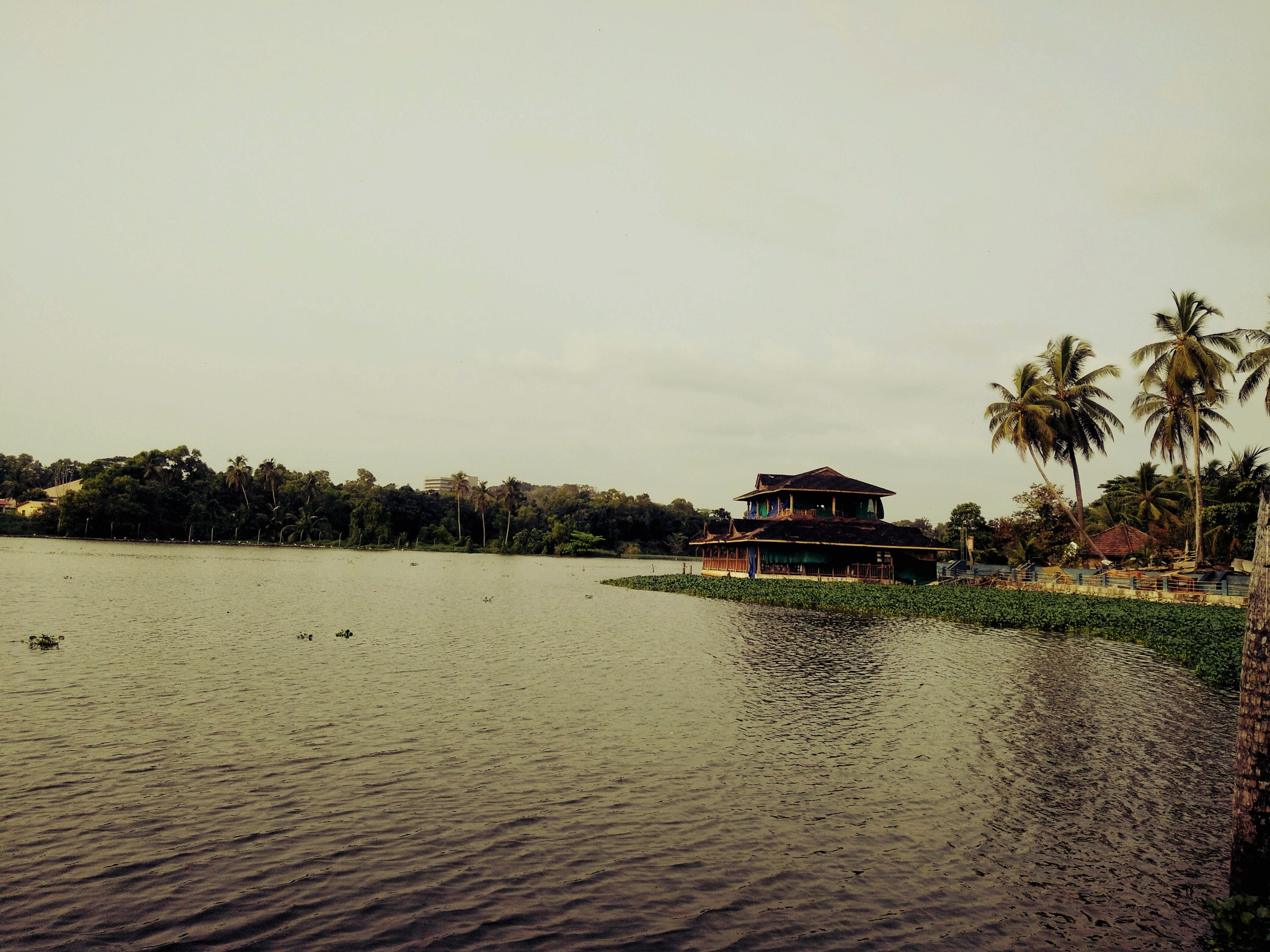 Veli lake by nidaansari0712