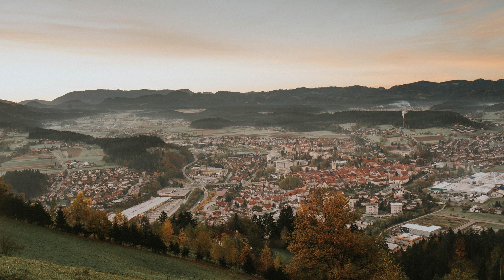 Slovenj Gradec by MToomazic