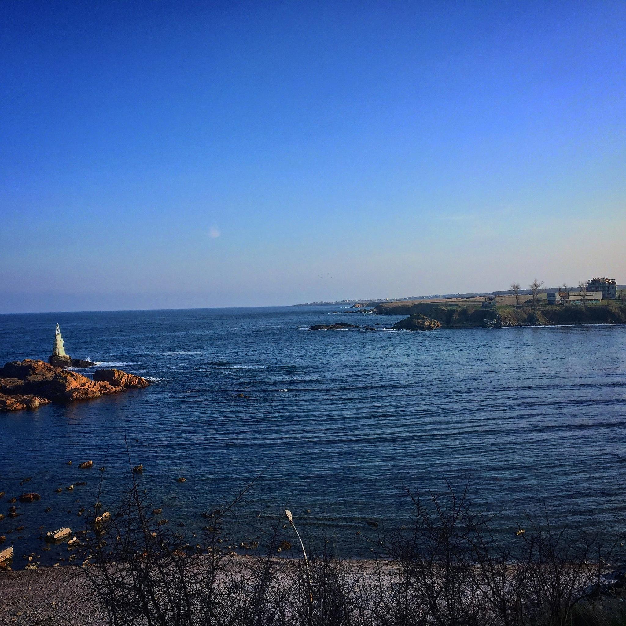 Photo in Landscape #sea #landscape #blue