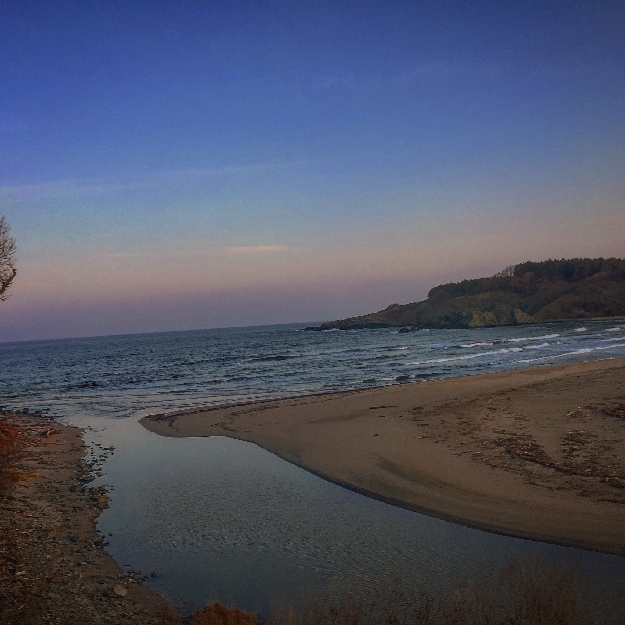 Photo in Landscape #beach #twilight #landscape