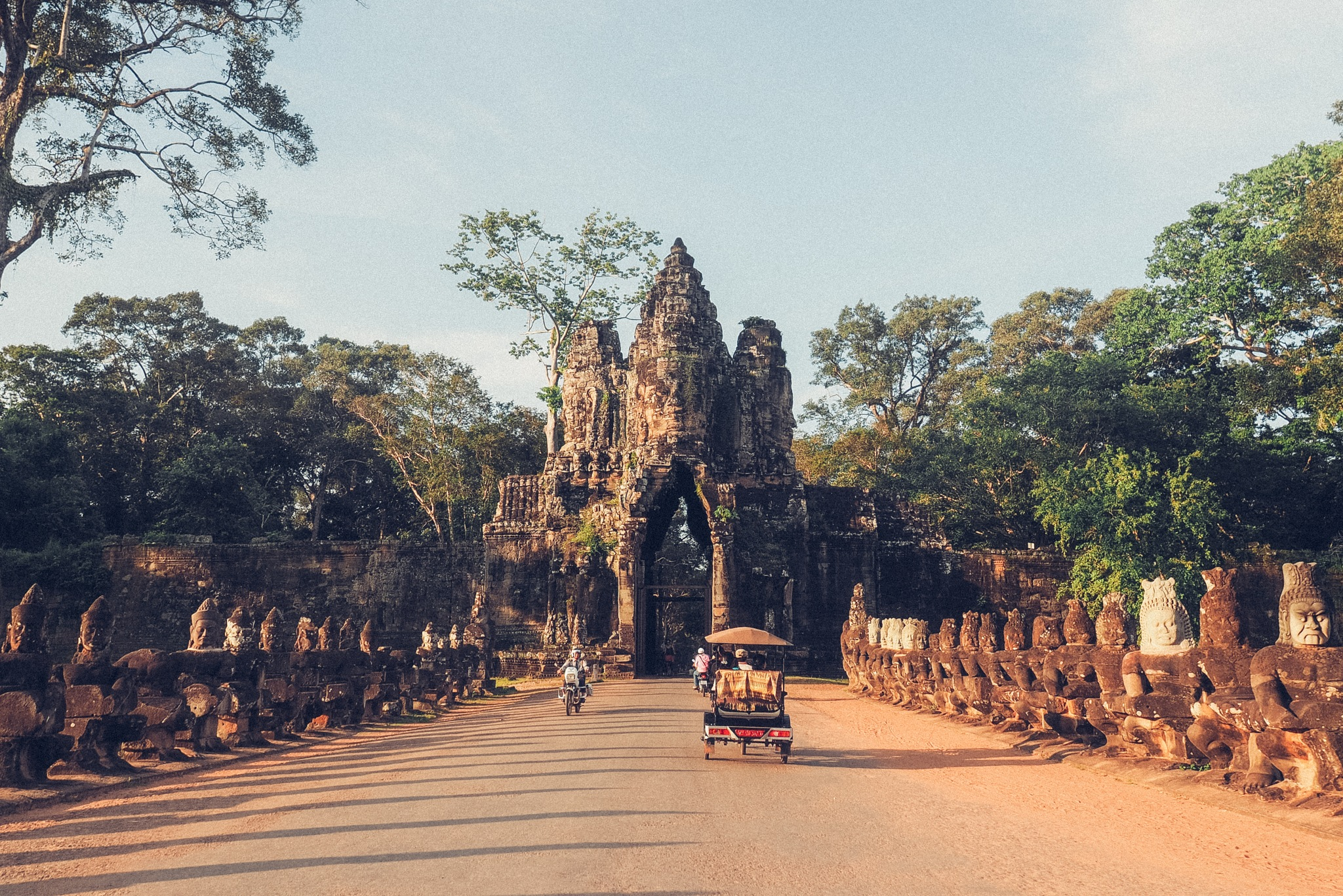 Siem Reap Cambodia by 里卡豆