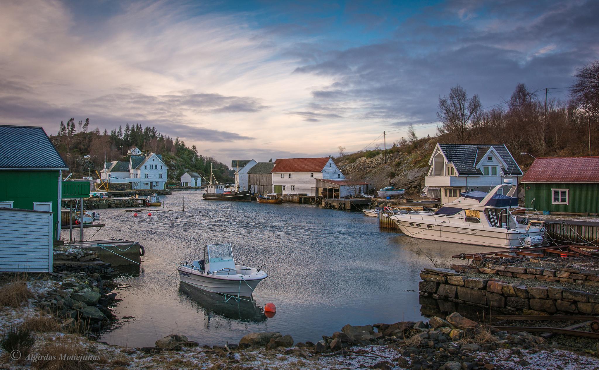Austevoll Islands by Algirdas Motiejunas
