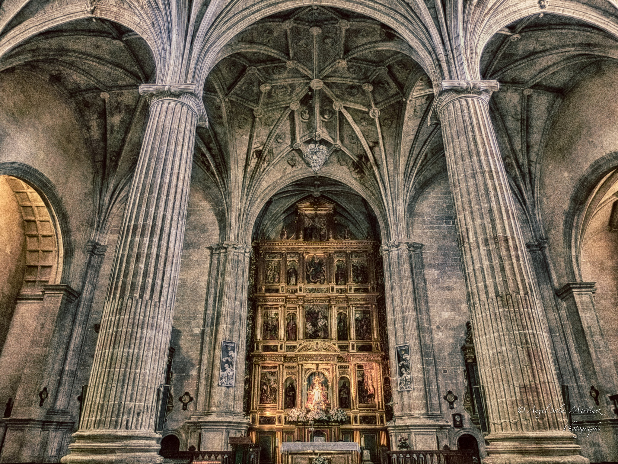Photo in HDRI #spain #casio #iglesia #cuenca