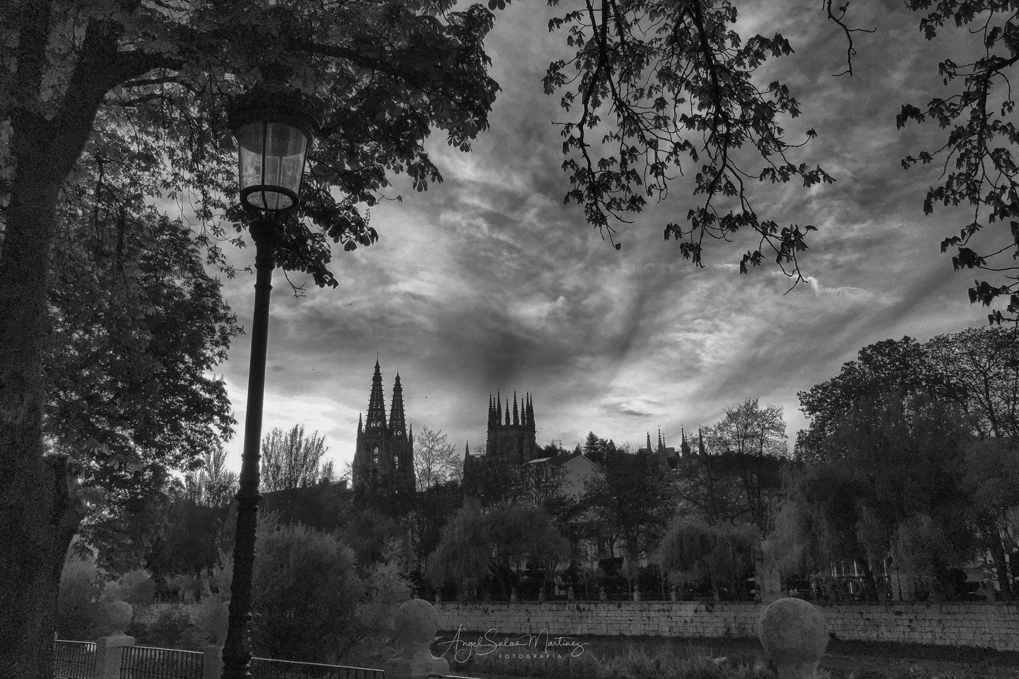 Burgos by Ángel Salas Martínez