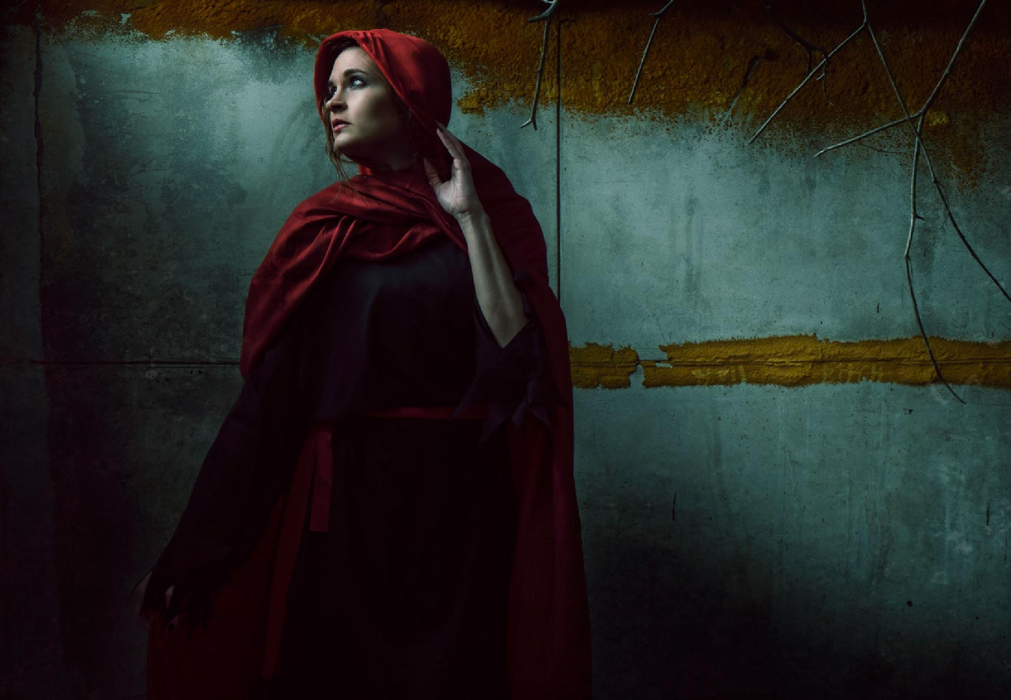 Red Riding Hood by timskipperphoto