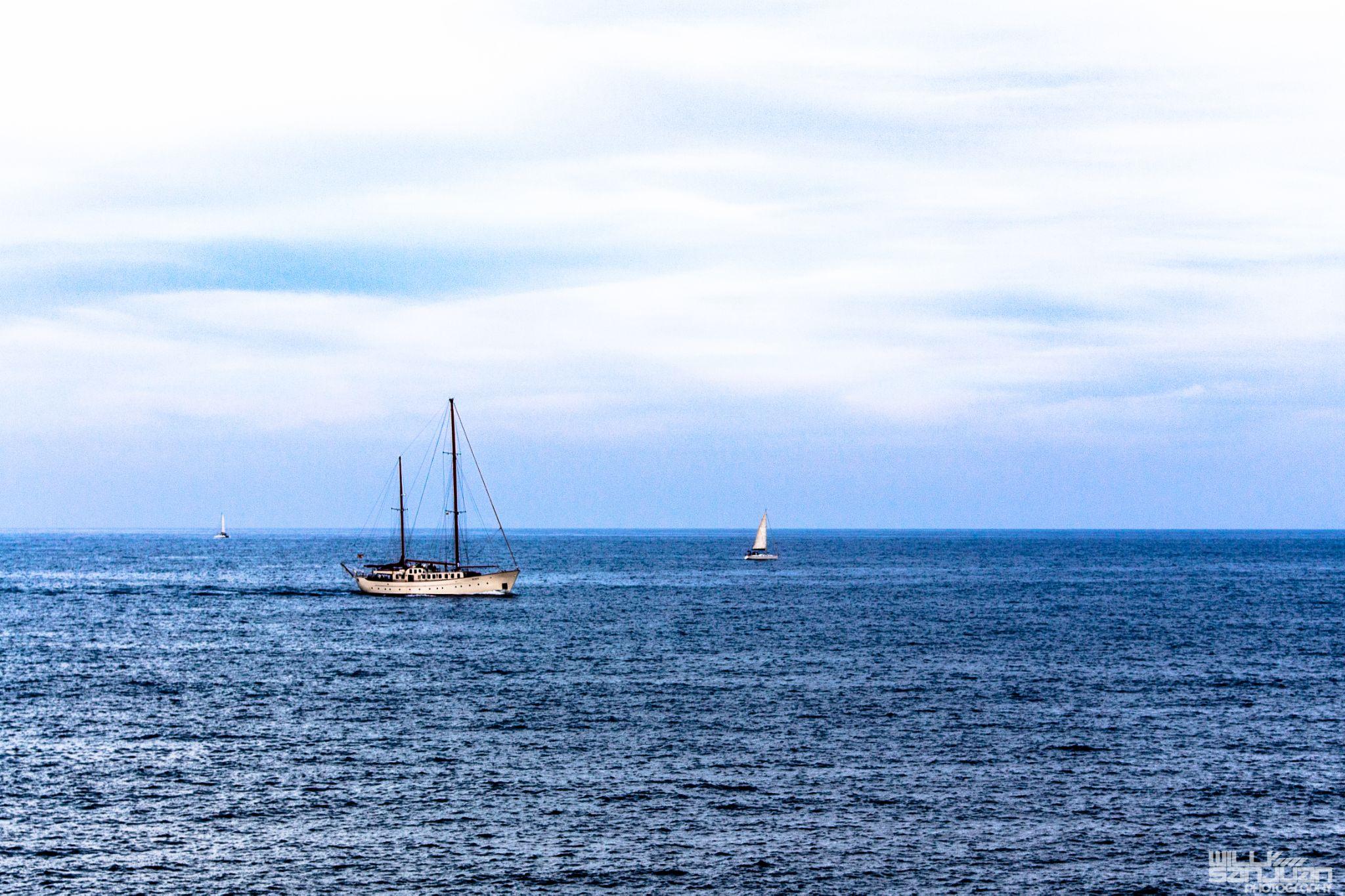My Beloved Mediterranean Sea by Willy Sanjuan