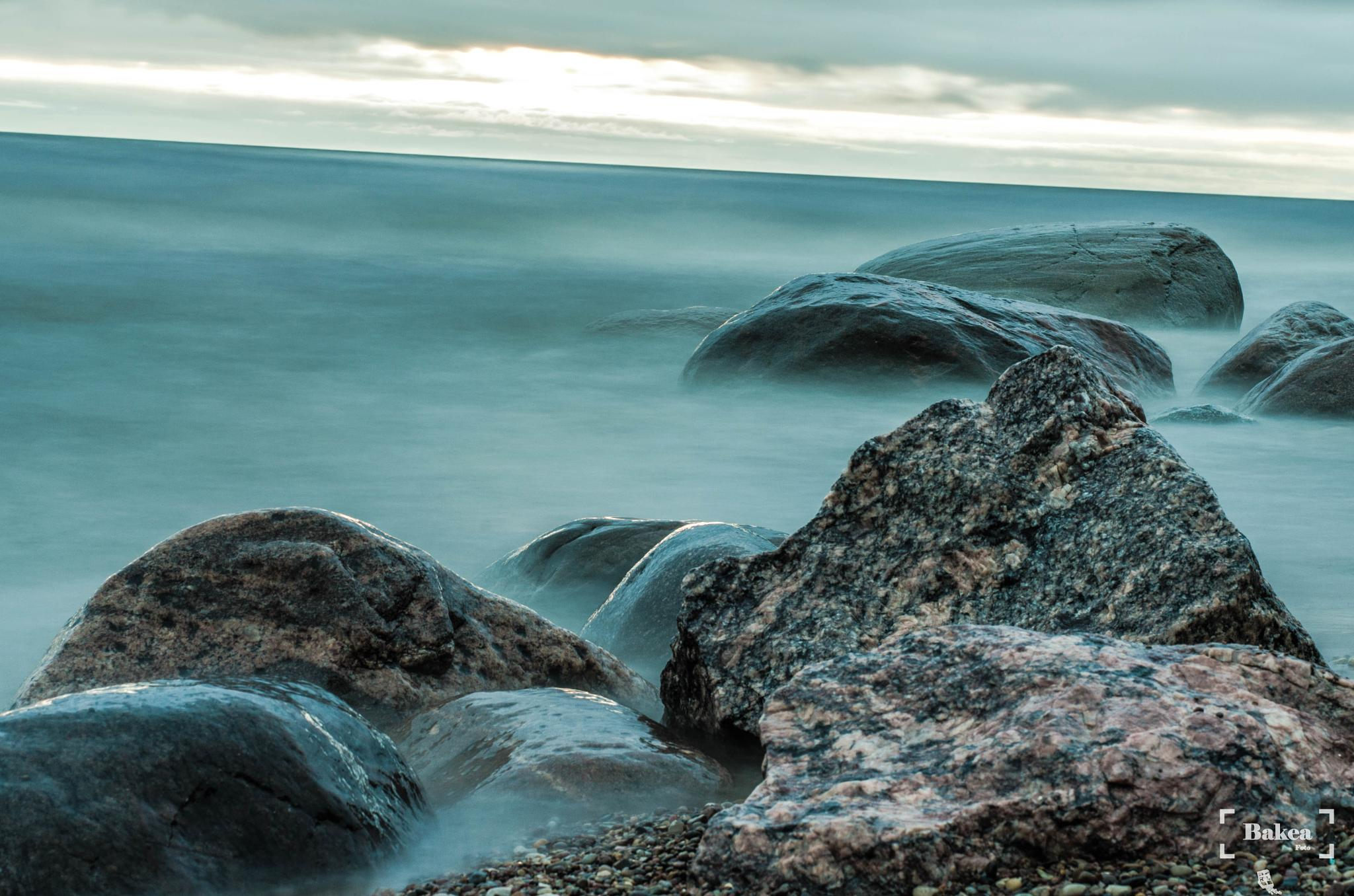 Baltic sea by Kristers Knospins
