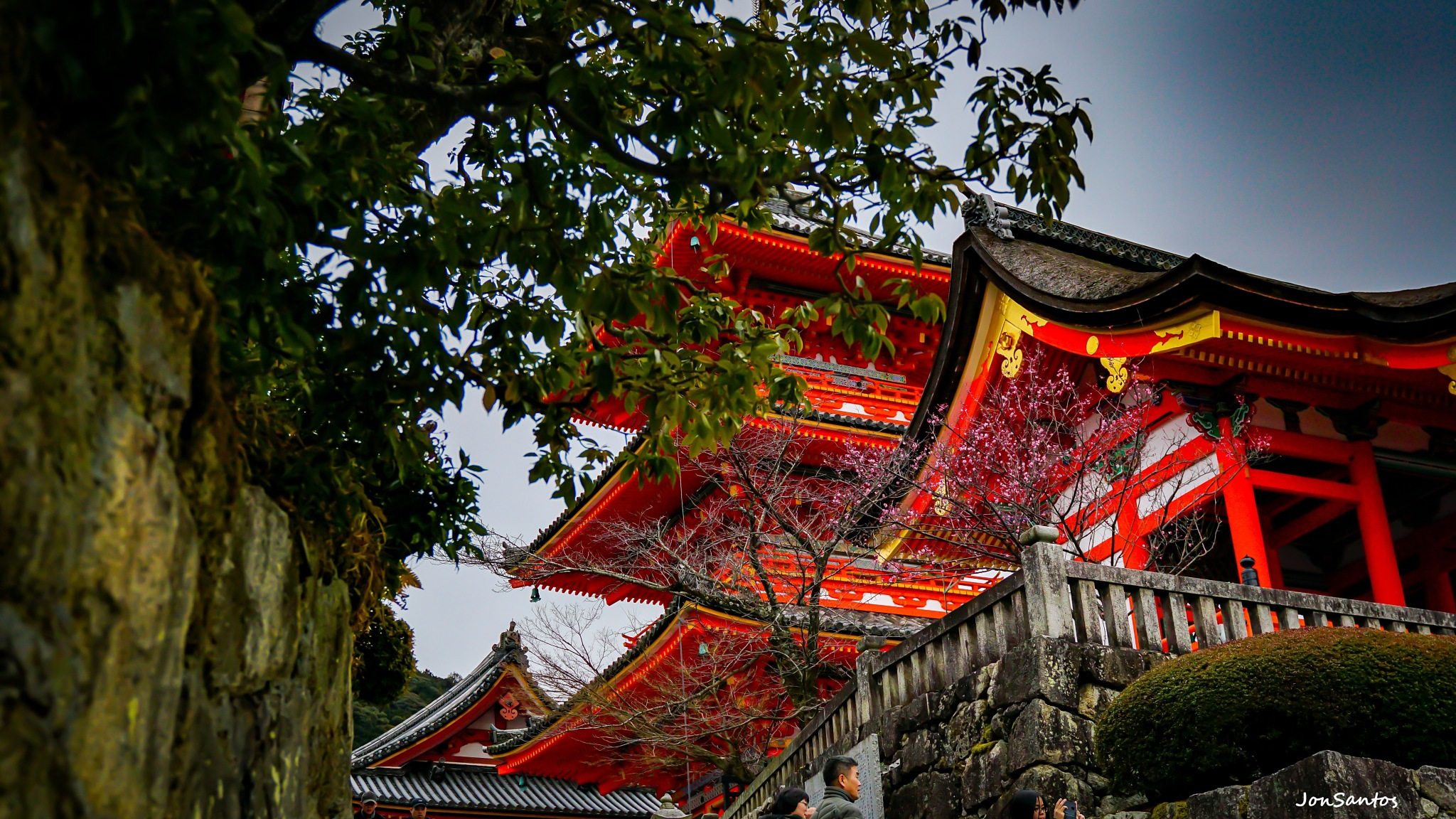 Kyoto Temples by Jonathan Santos