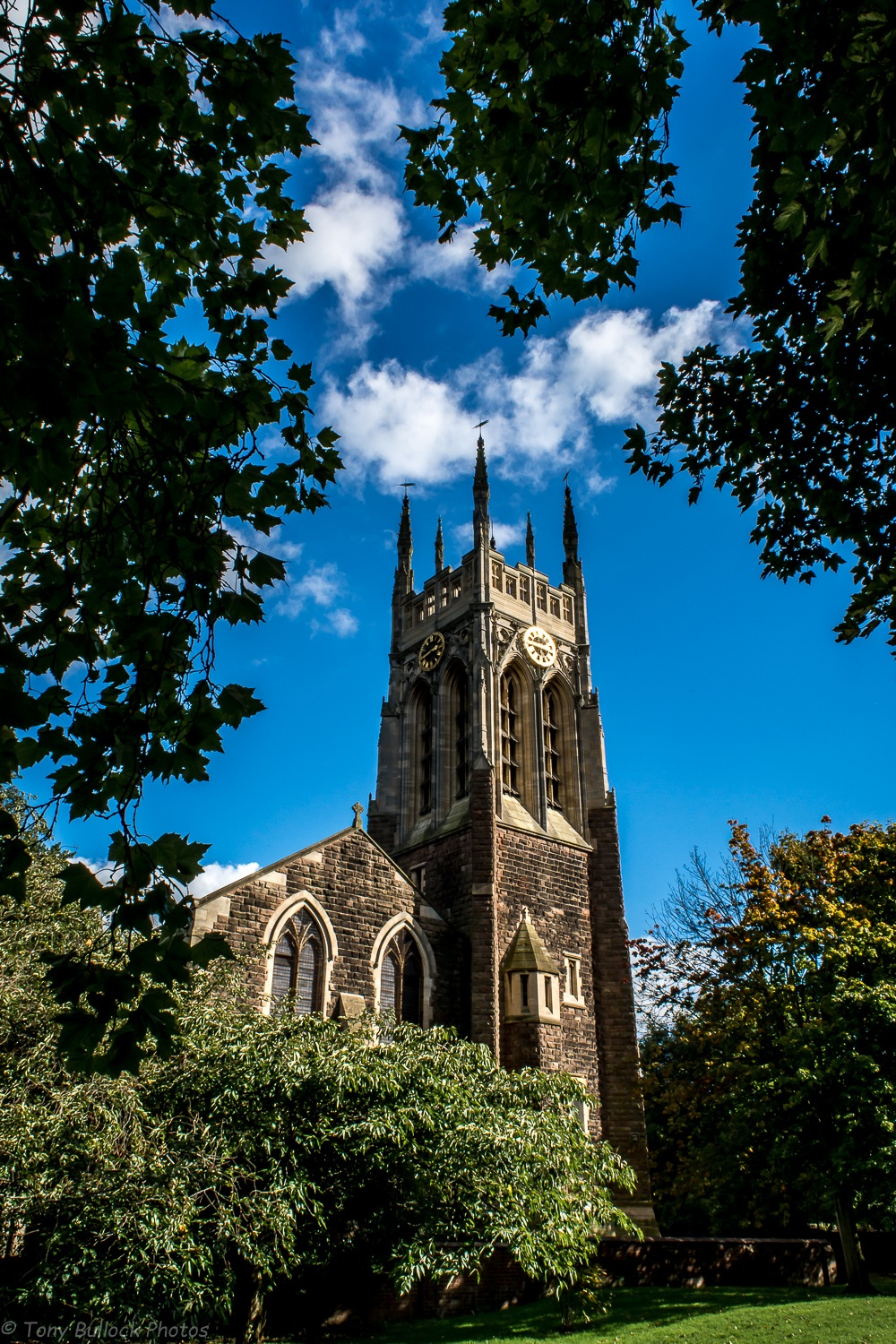St Peters Church  by TonyBphotos