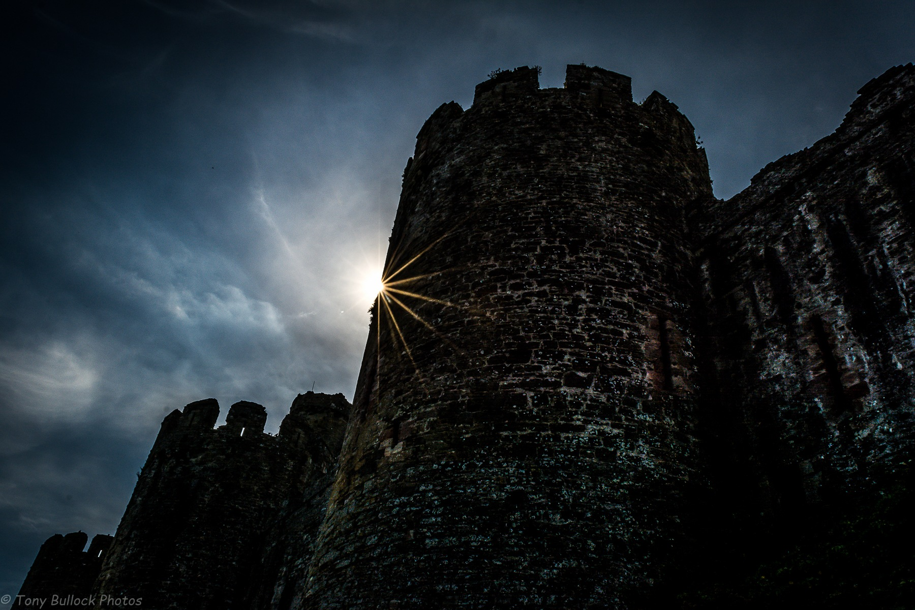 Conwy Castle by TonyBphotos