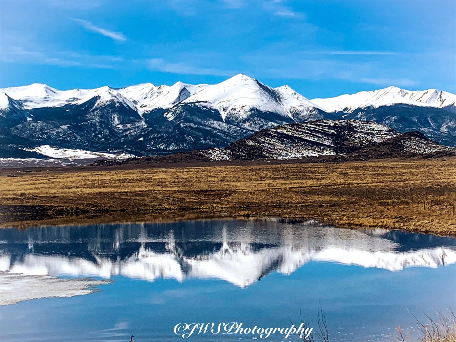 Reflections of Winter by JW