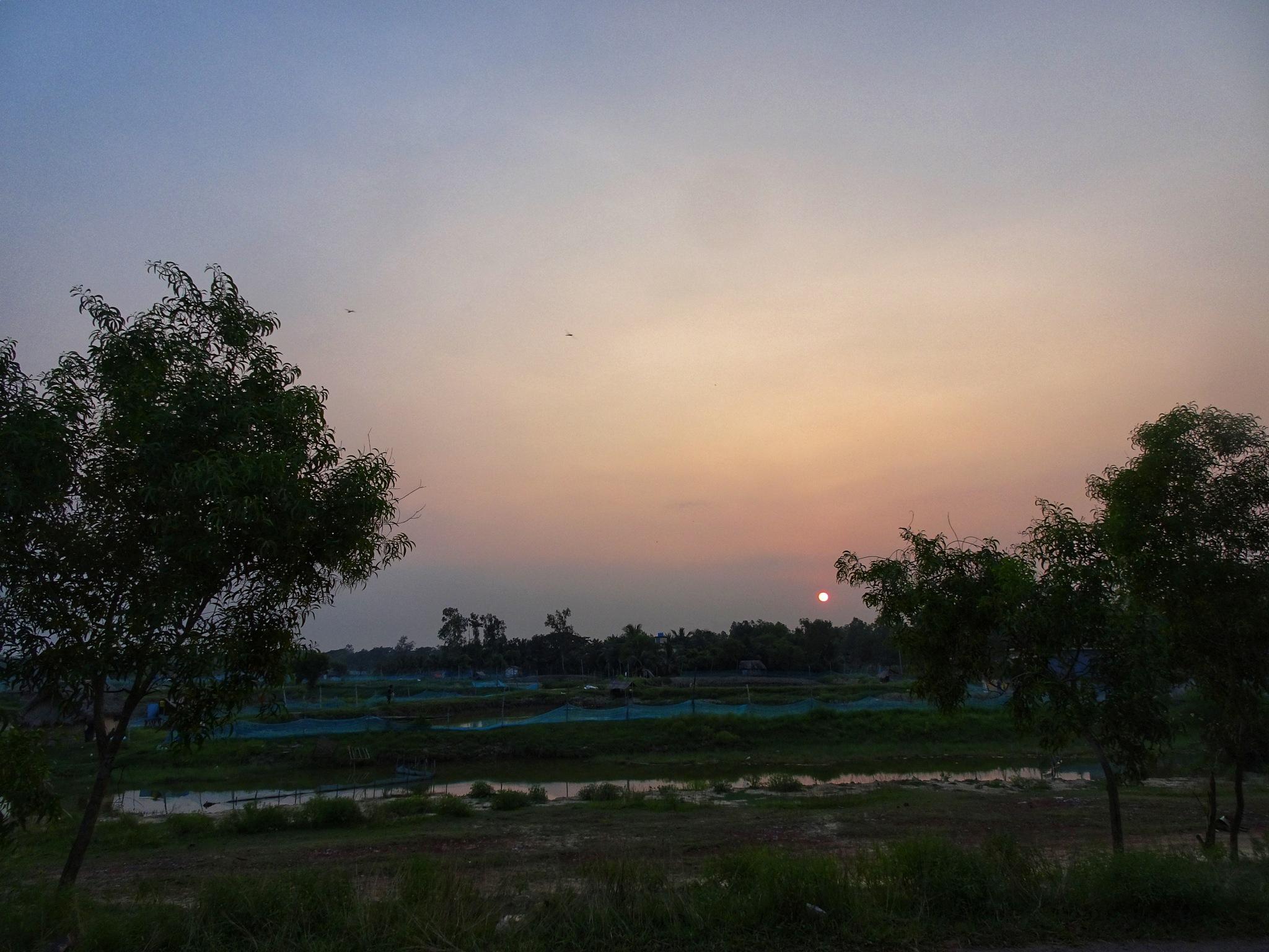 settings sun by soumitra maity