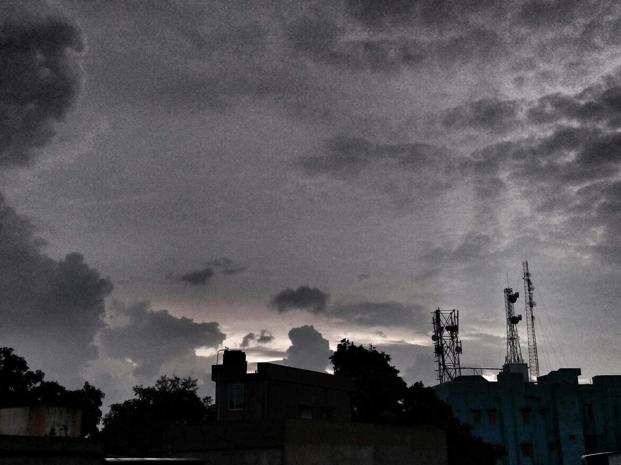 monsoon morning by soumitramaity39
