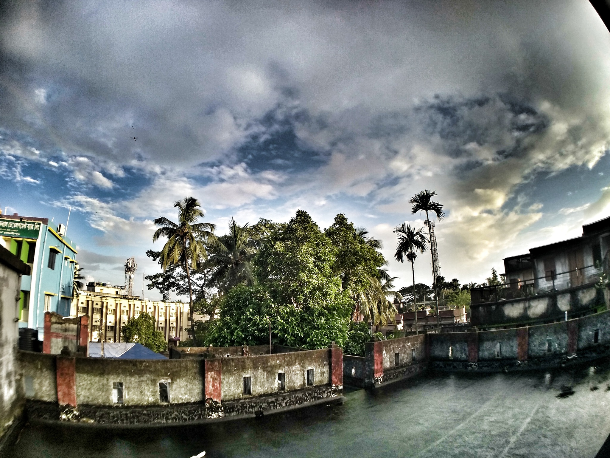 monsoon sky by soumitramaity39