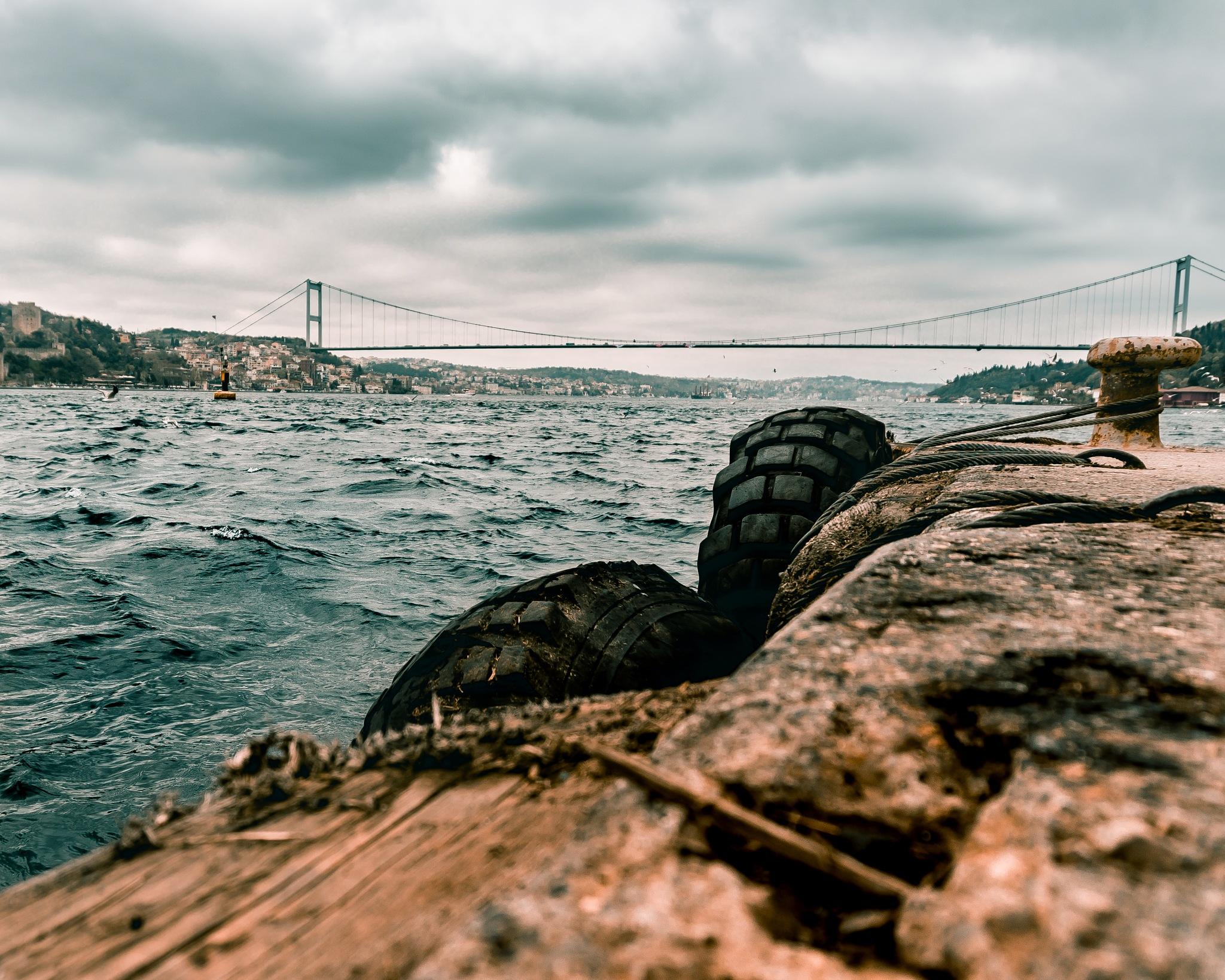 Bosphorus by seren arıkan