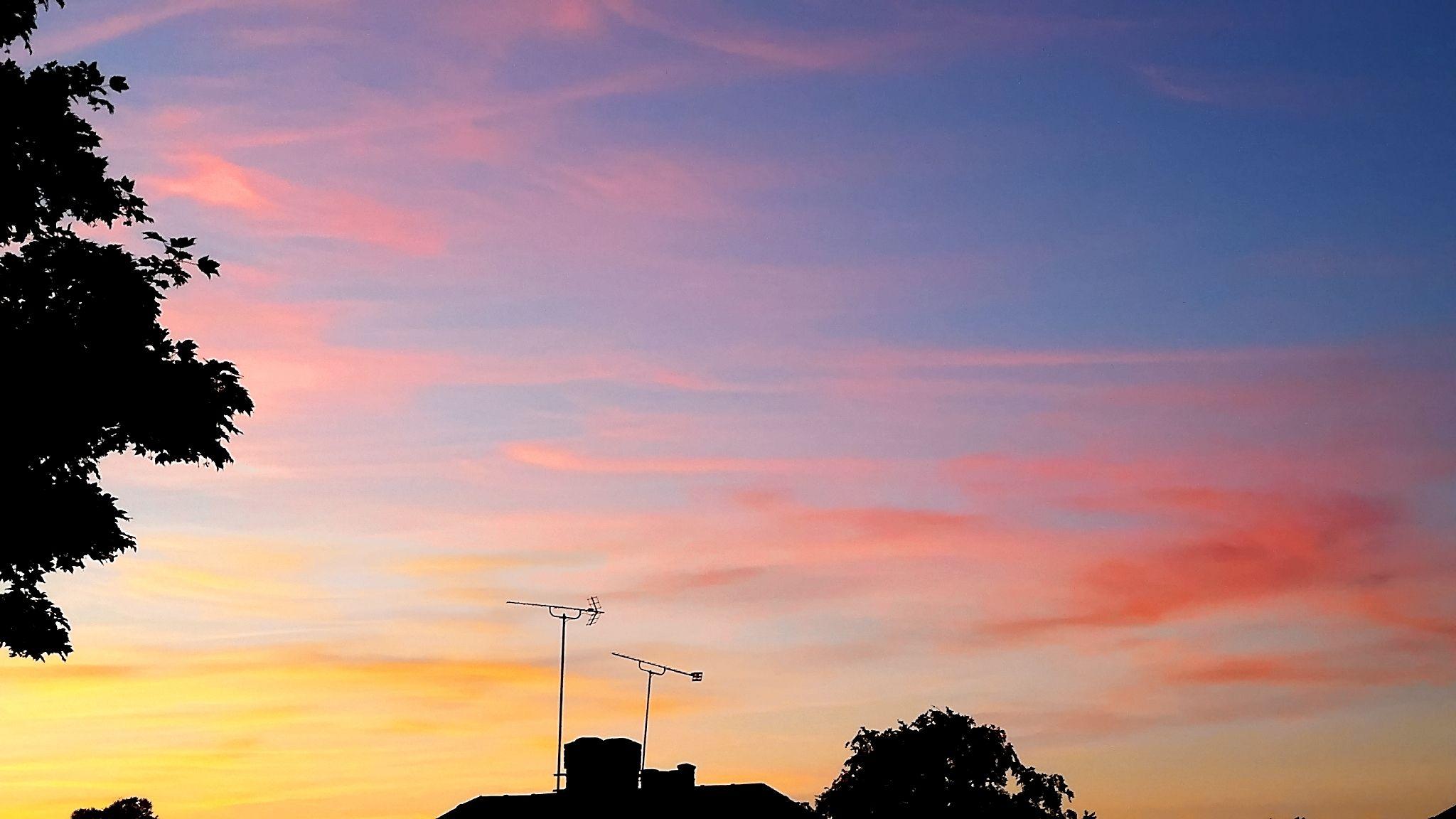 Sunset by Kate L Ralah