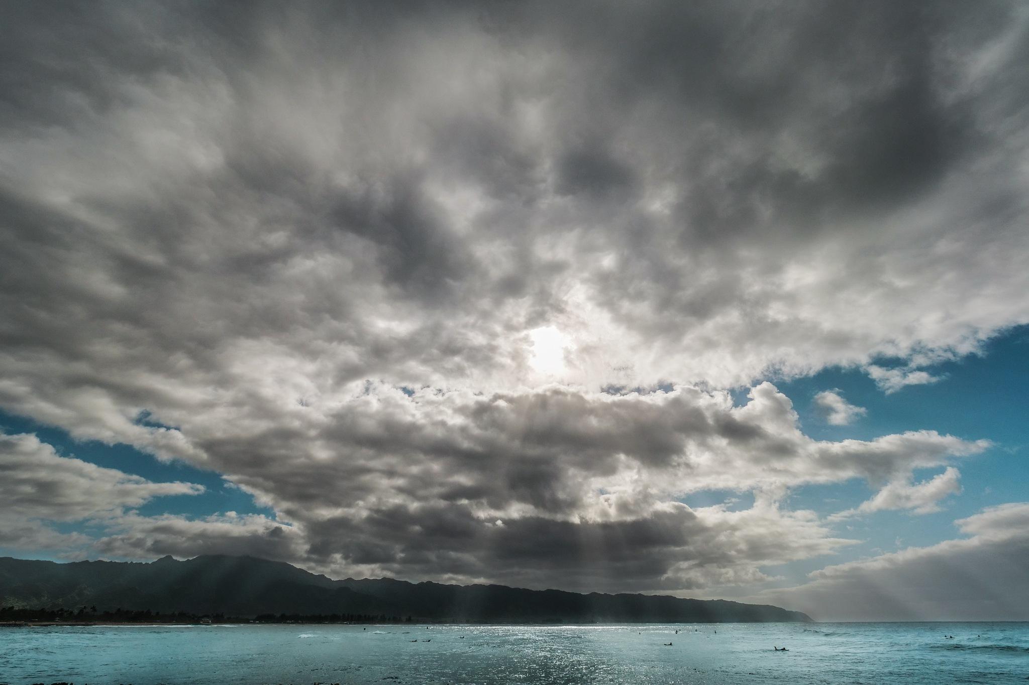 Surf spot by Marc Weber