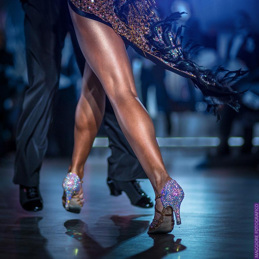 Dancing Feet by Shakilov Neel