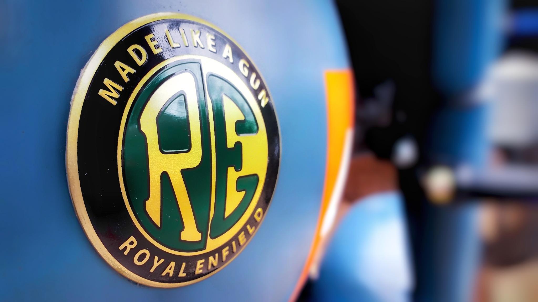 Royal Enfield  by MD Sallu