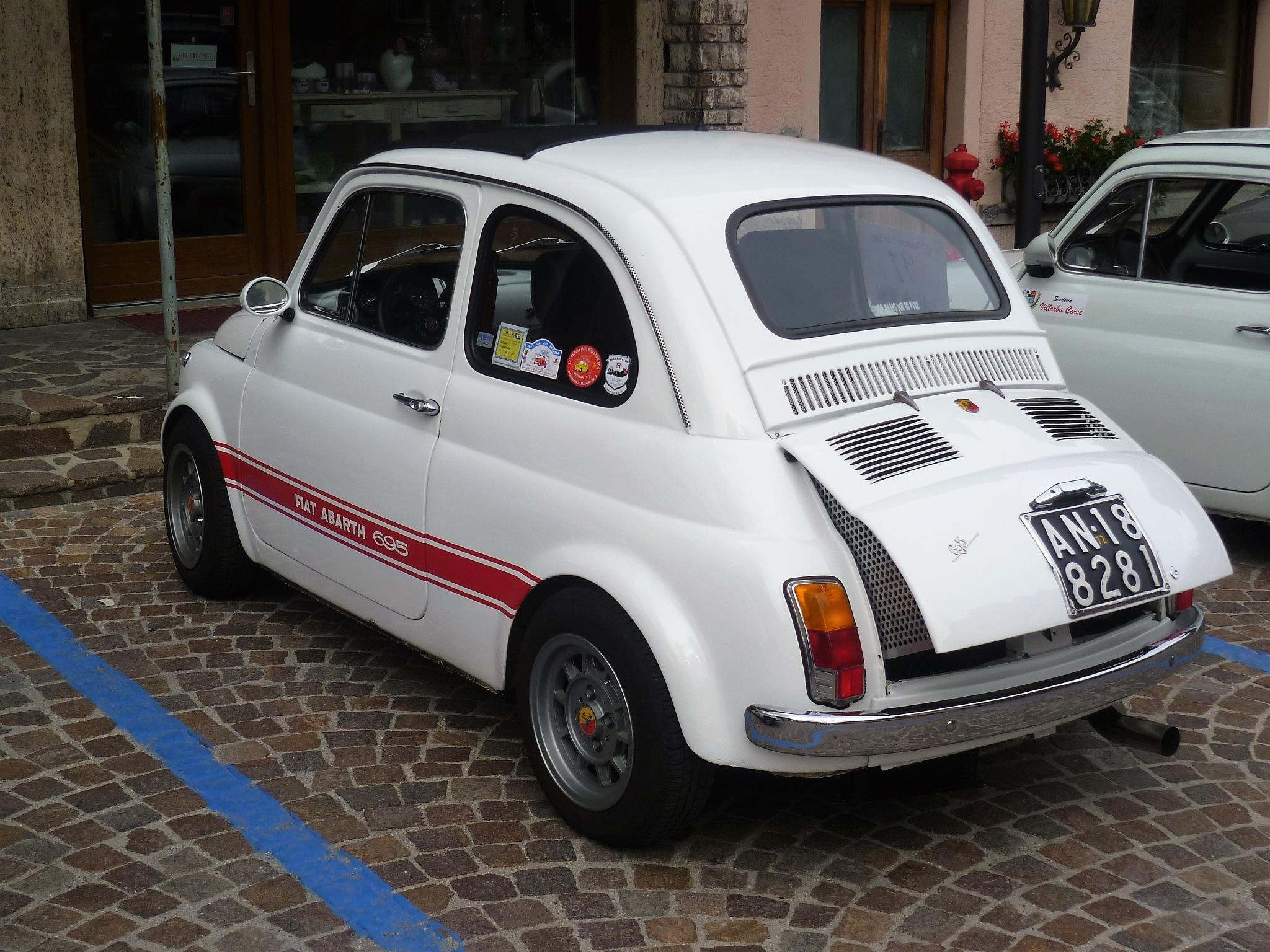 Fiat by Jean François Ollivier
